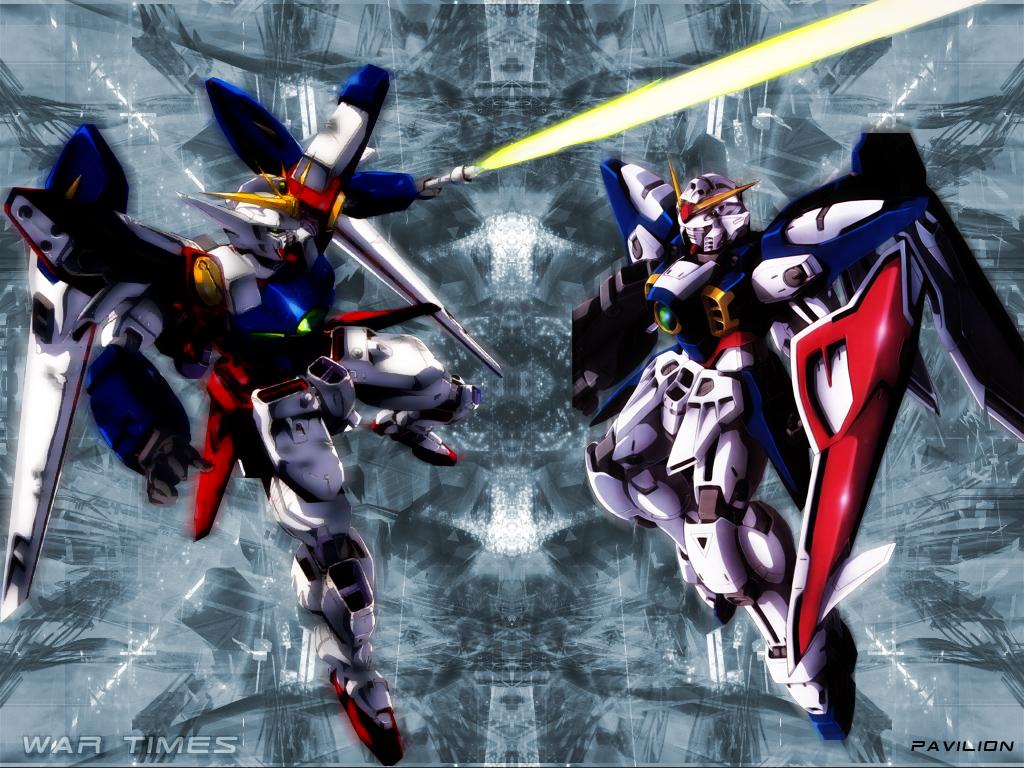 Mobile Suit Gundam Wing Wallpaper: gUNDAM wAR - Minitokyo