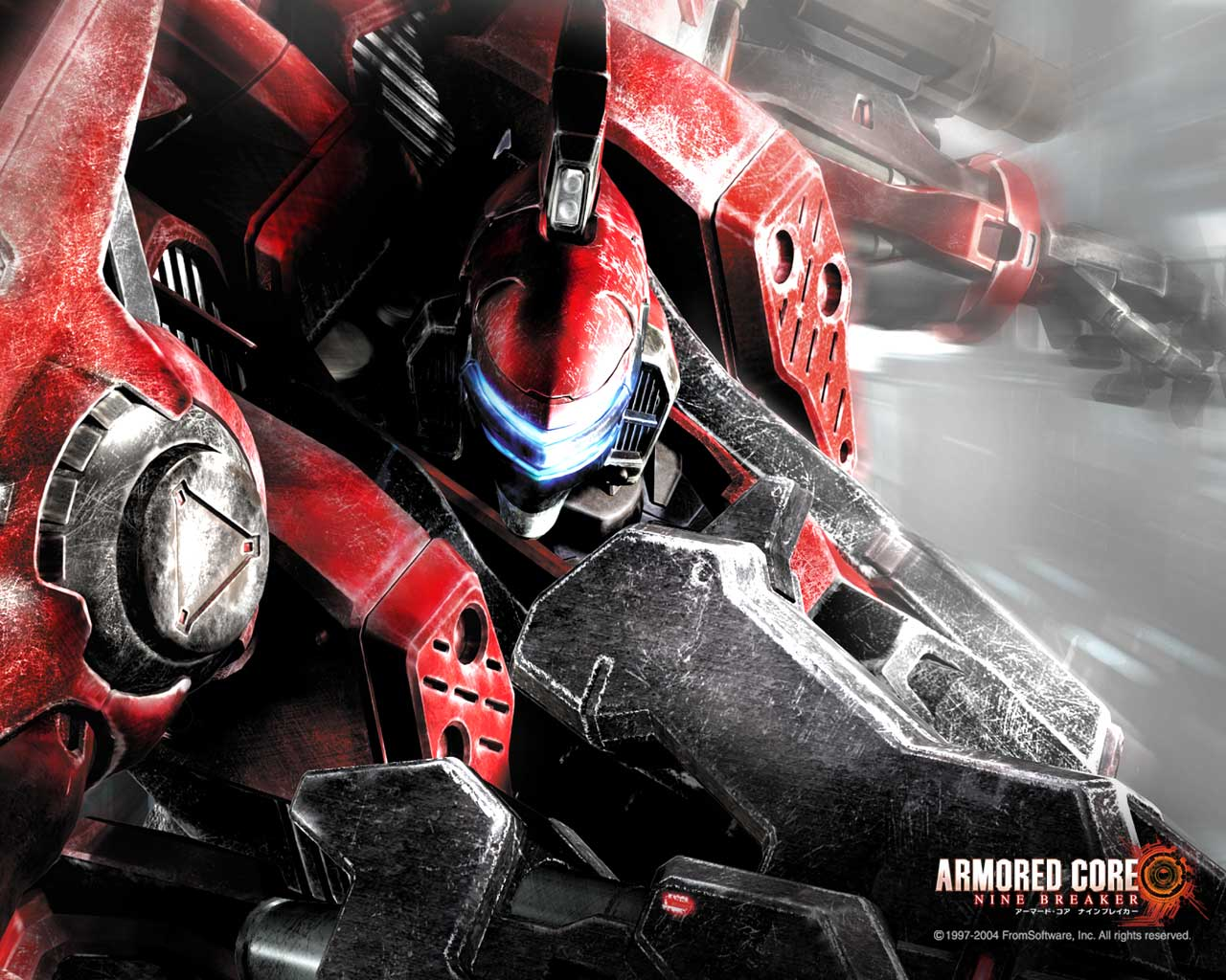 Armored Core: Armored core nine breaker3 - Minitokyo