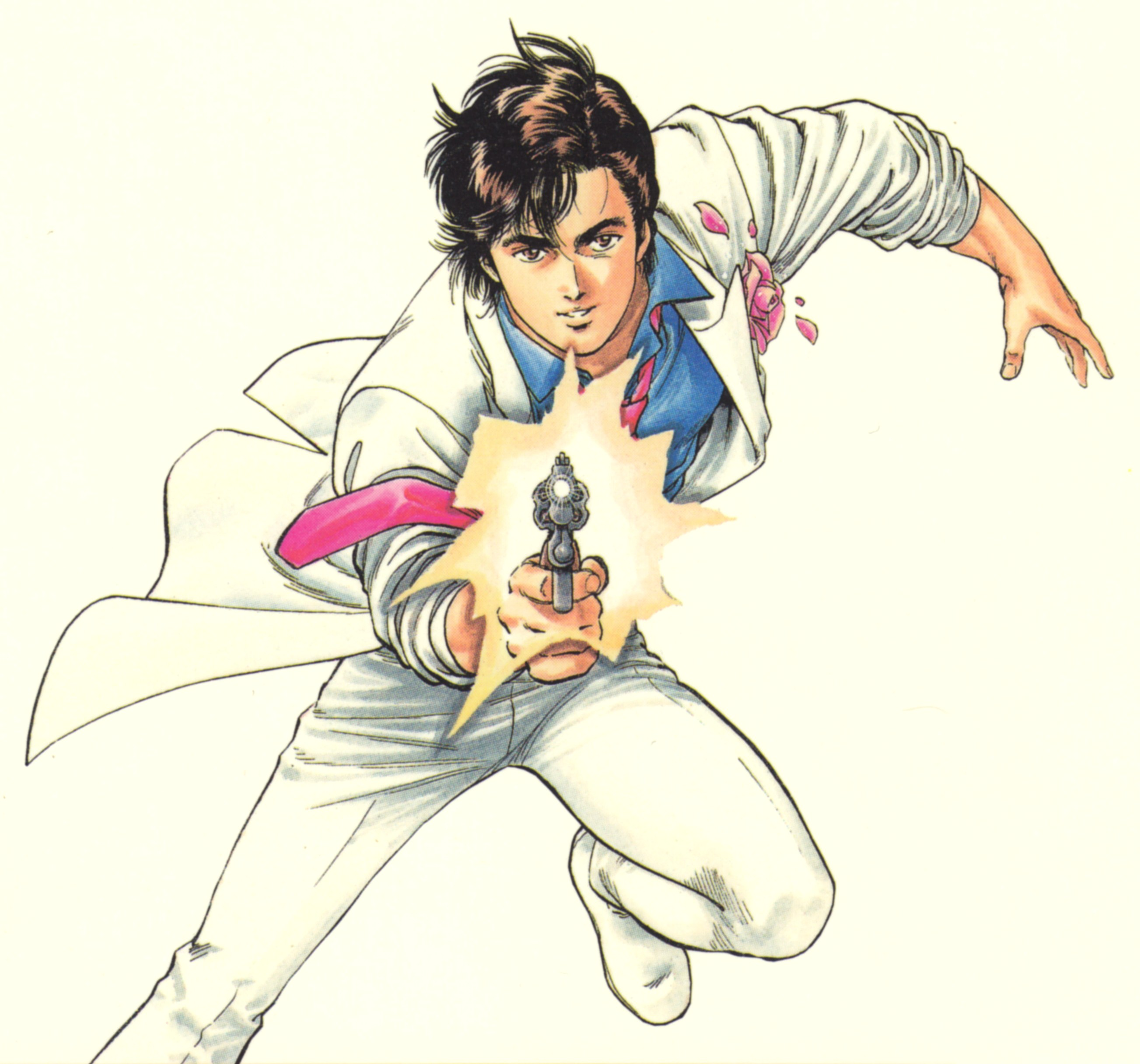 City hunter cartoonsexy wallpaper fucking scene