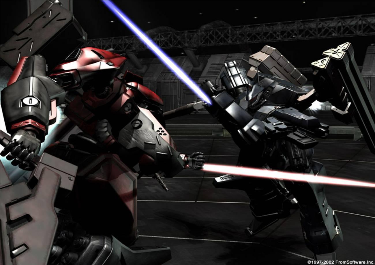 Armored Core Armored Core Master Of Arena Minitokyo
