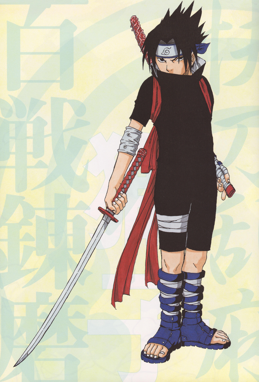 Naruto Sasuke 2 - Minitokyo