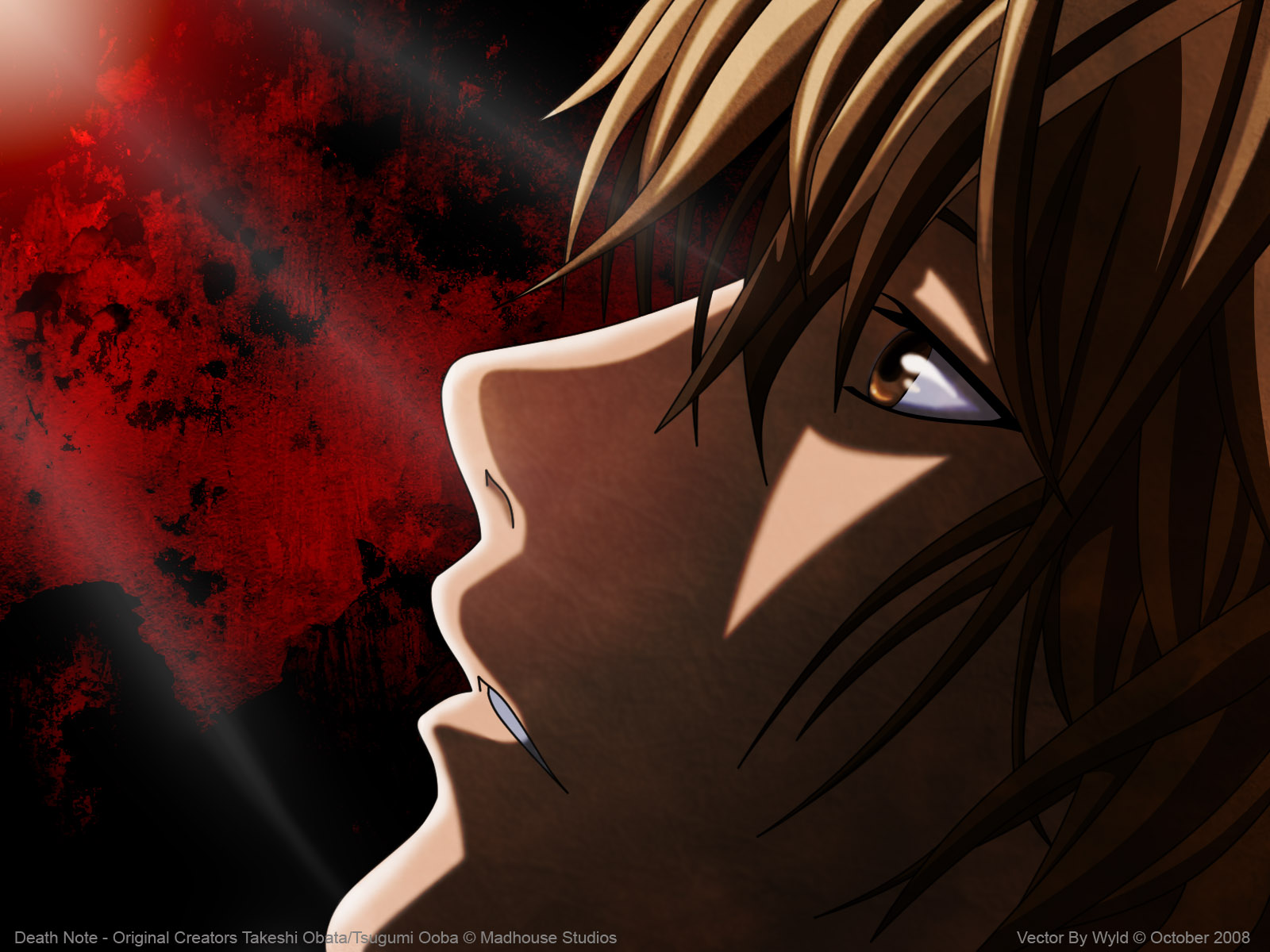 light yagami essays Welcome to death note boyfriends light yagami: you were studying continued on writing your essay whilst you grabbed a chunk of your hair.