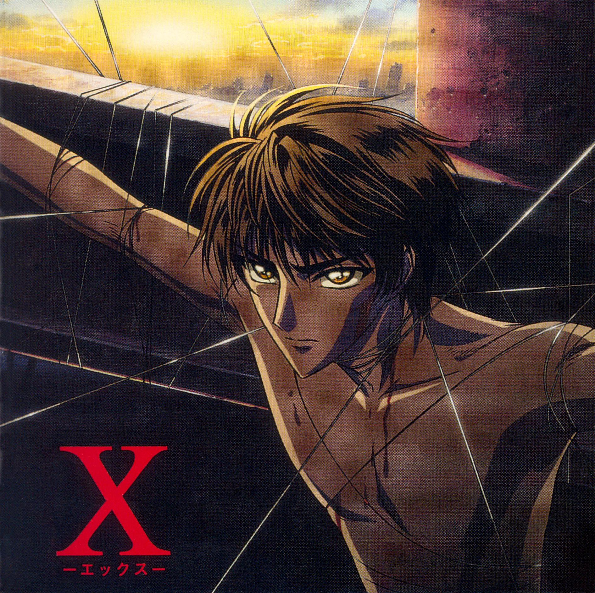 Kamui Shirou Tokyo Revelations: X: Pain Is Beauty