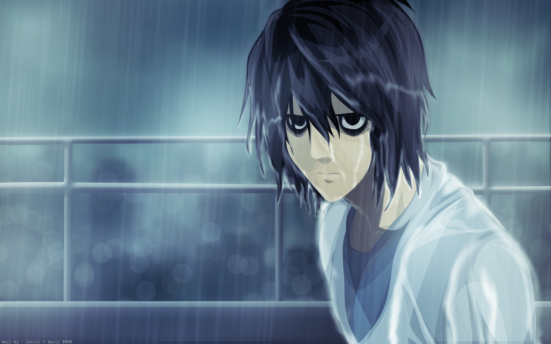 Death Note Wallpaper And Scan Gallery Minitokyo