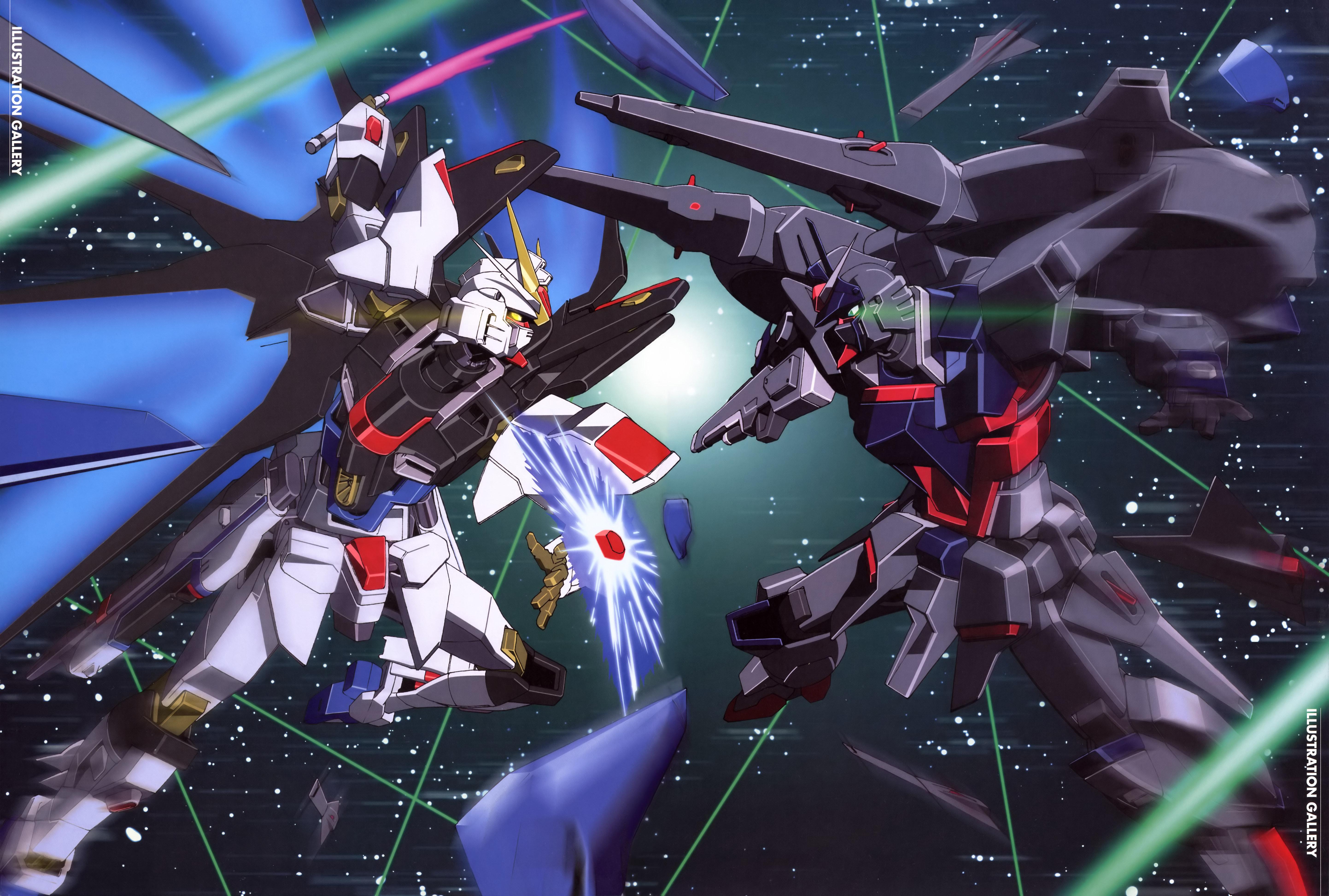 Mobile Suit Gundam SEED Destiny: Legend vs. Strike Freedom ...