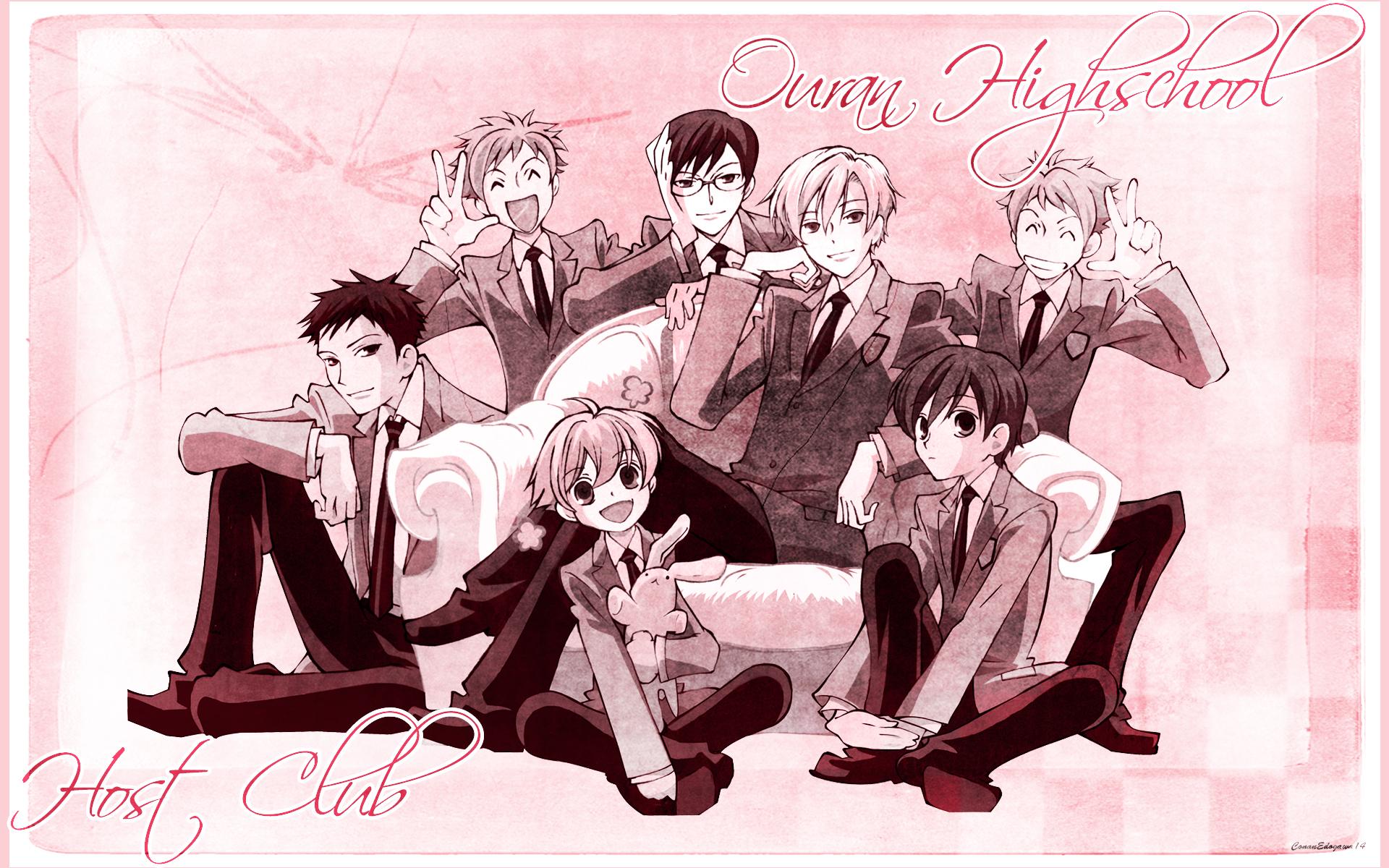 Wallpaper Hikaru Hitachiin