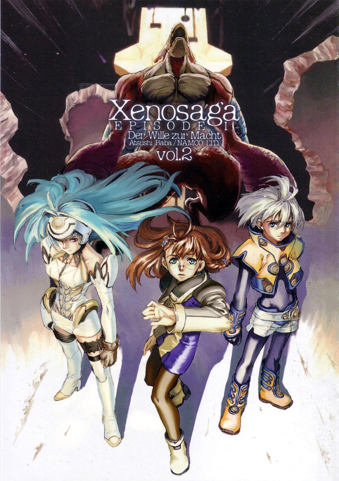 Xenosaga: Before end -...