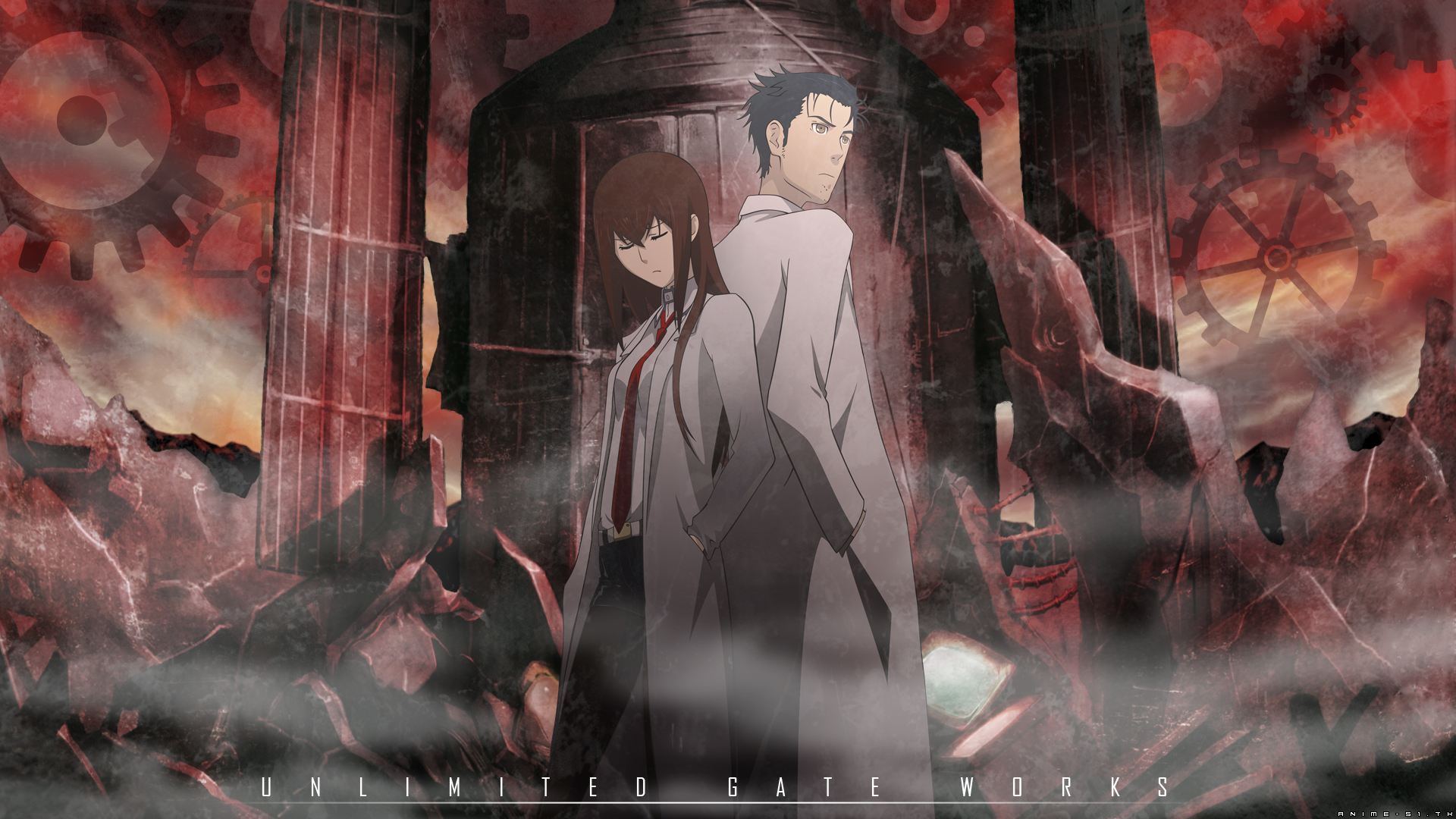 Steins Gate Wallpaper And Scan Gallery Minitokyo