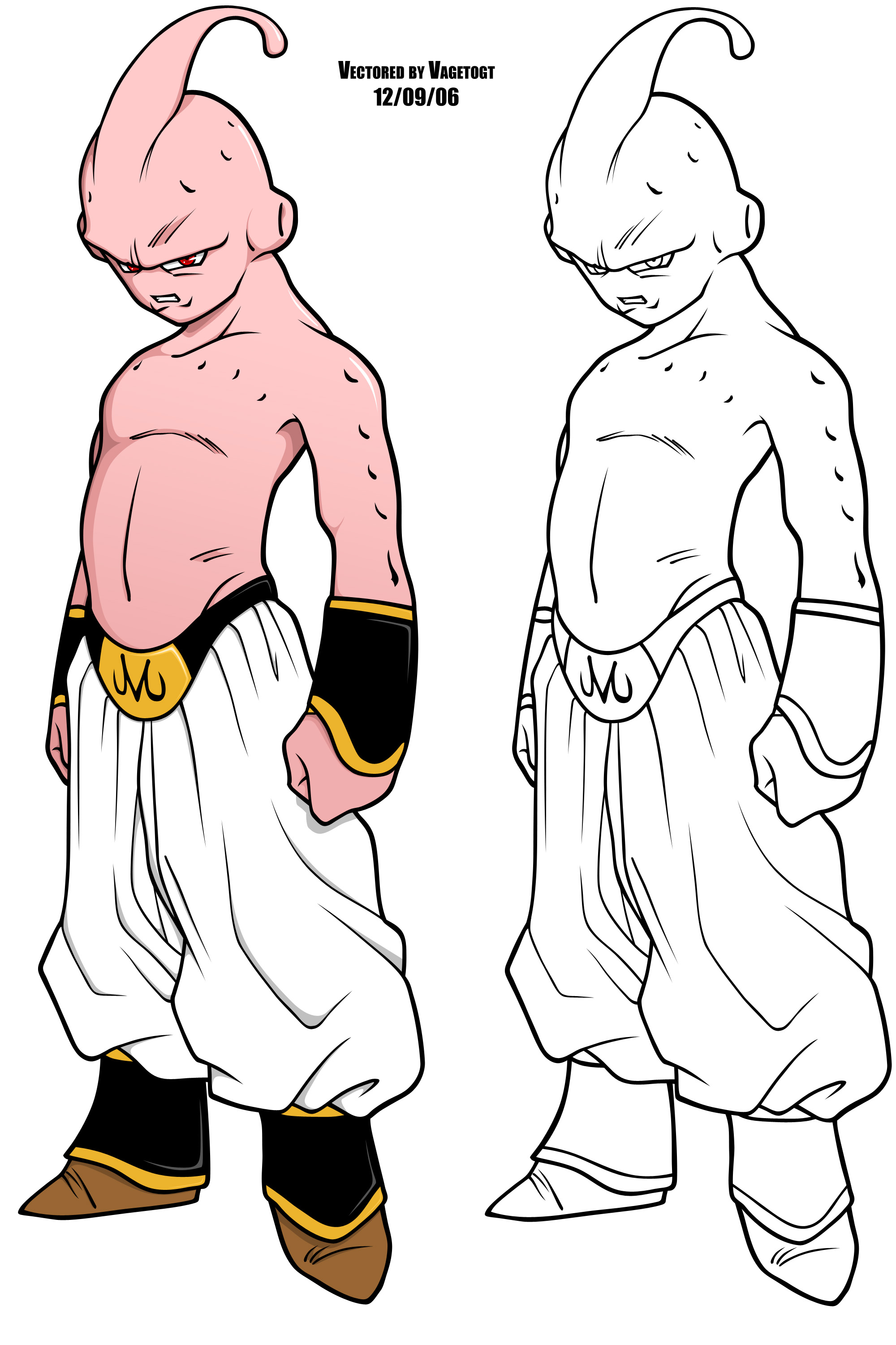 Kid Buu Saga  Dragon Ball Wiki  FANDOM powered by Wikia
