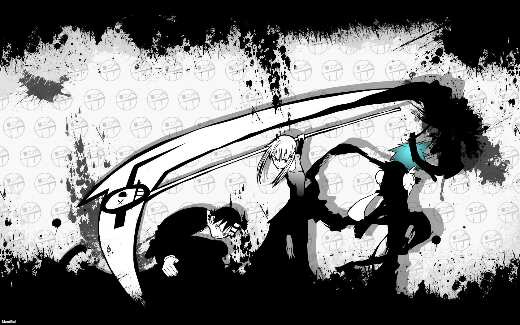 Soul Eater Wallpaper Soul Eater 3 Minitokyo