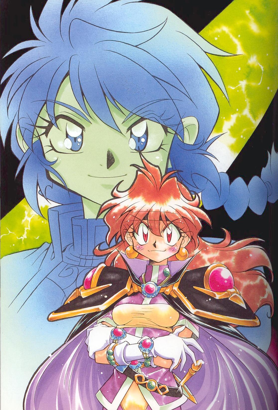 LINA INVERSE 3.png - Omutsu Artwork - OmoOrg