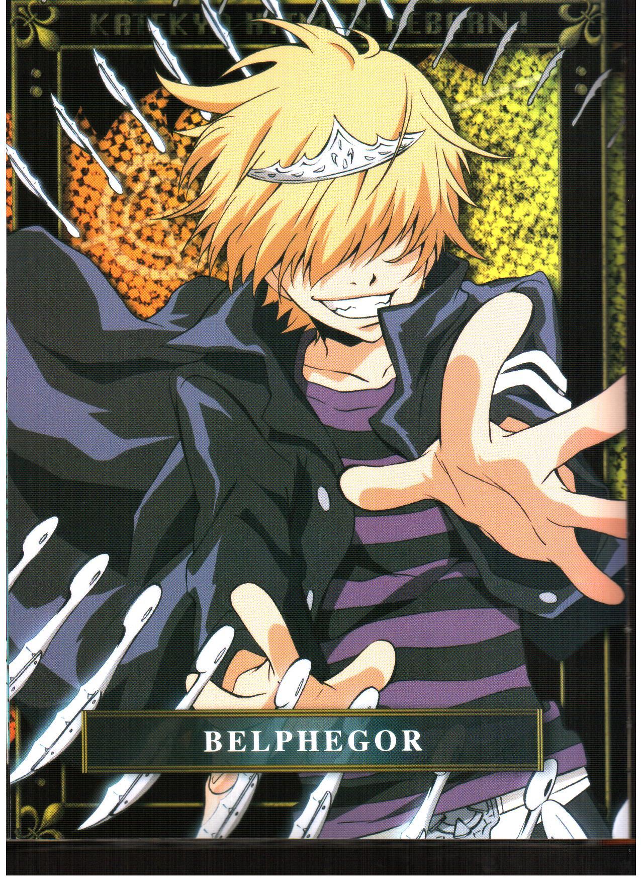 Future Belphegor Reborn Katekyo Hitman ...