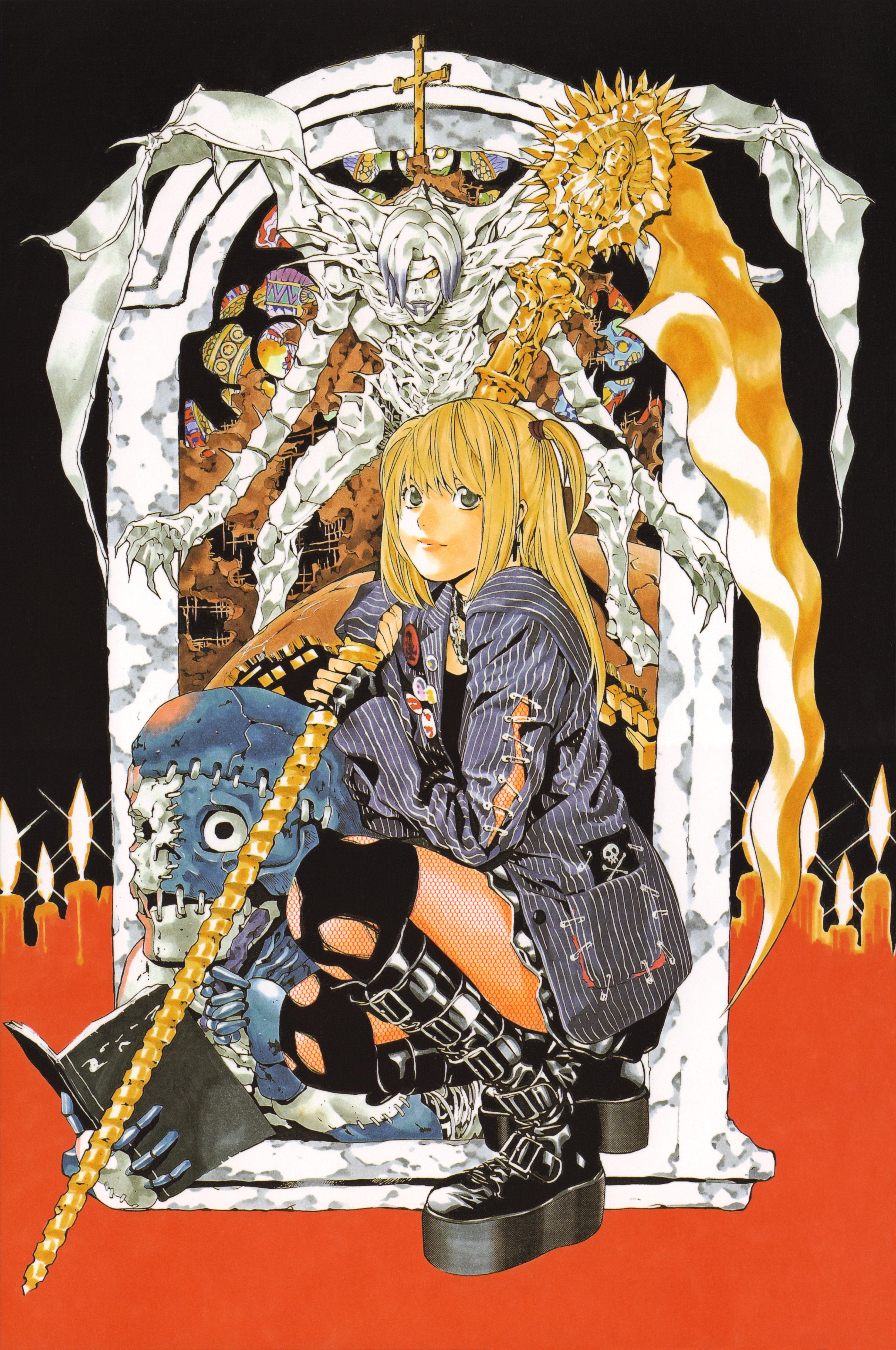 Death Note: DN 2 - Minitokyo