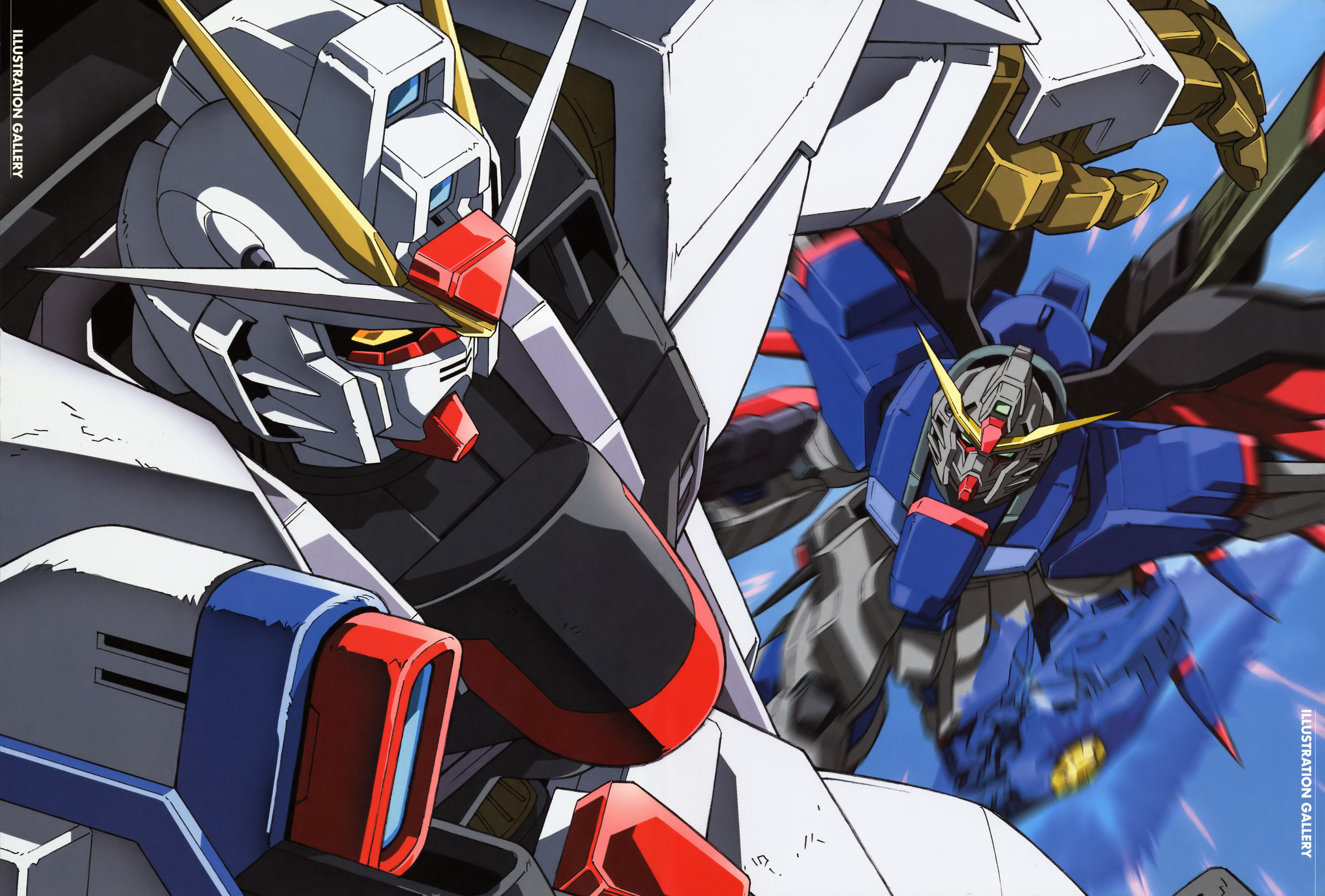Mobile Suit Gundam SEED Destiny: Destiny vs. Strike ...
