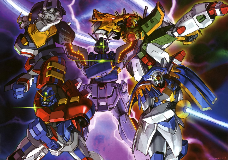 Fighter G Gundam Wallpaper  G Gundam Wallpapers