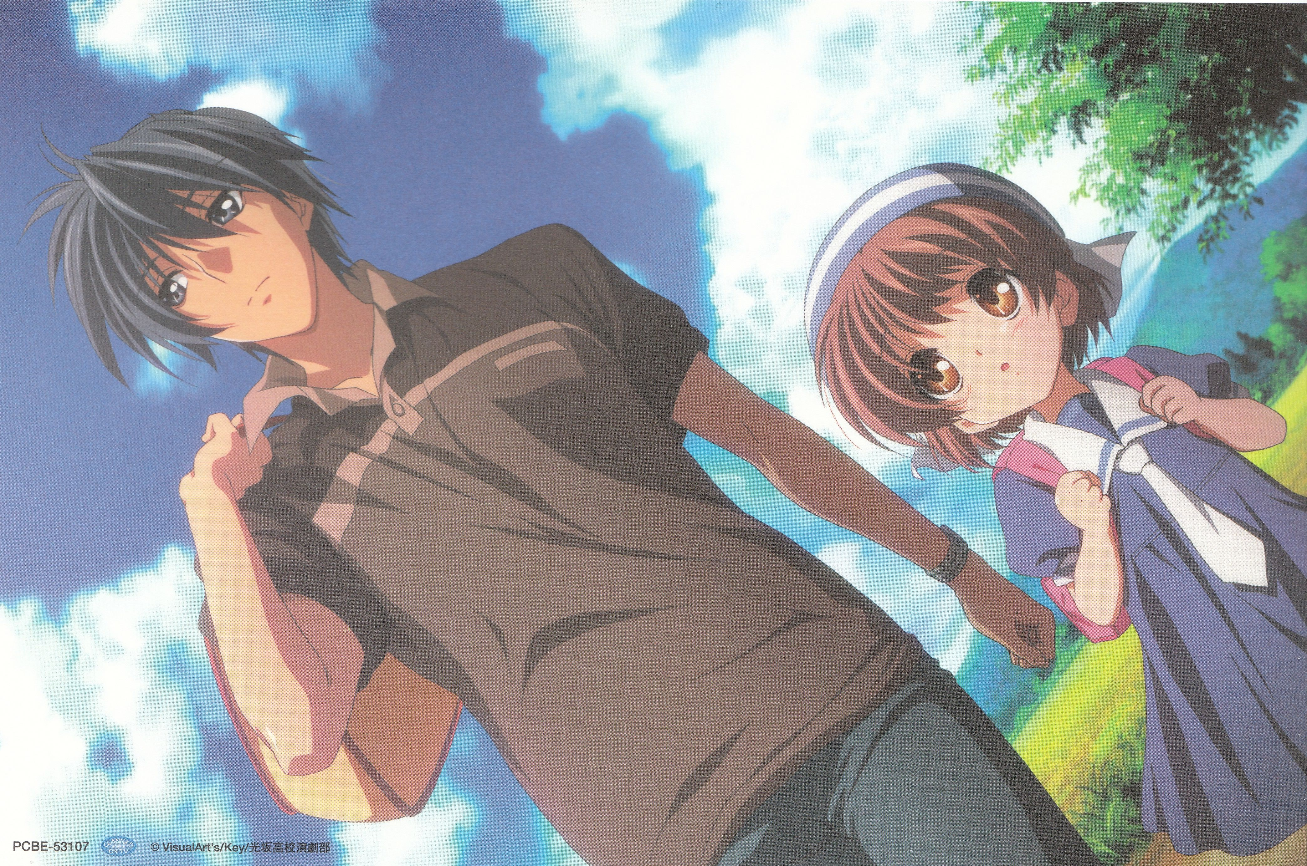 Clannad Clannad After Story Dvd Vol 7b Minitokyo