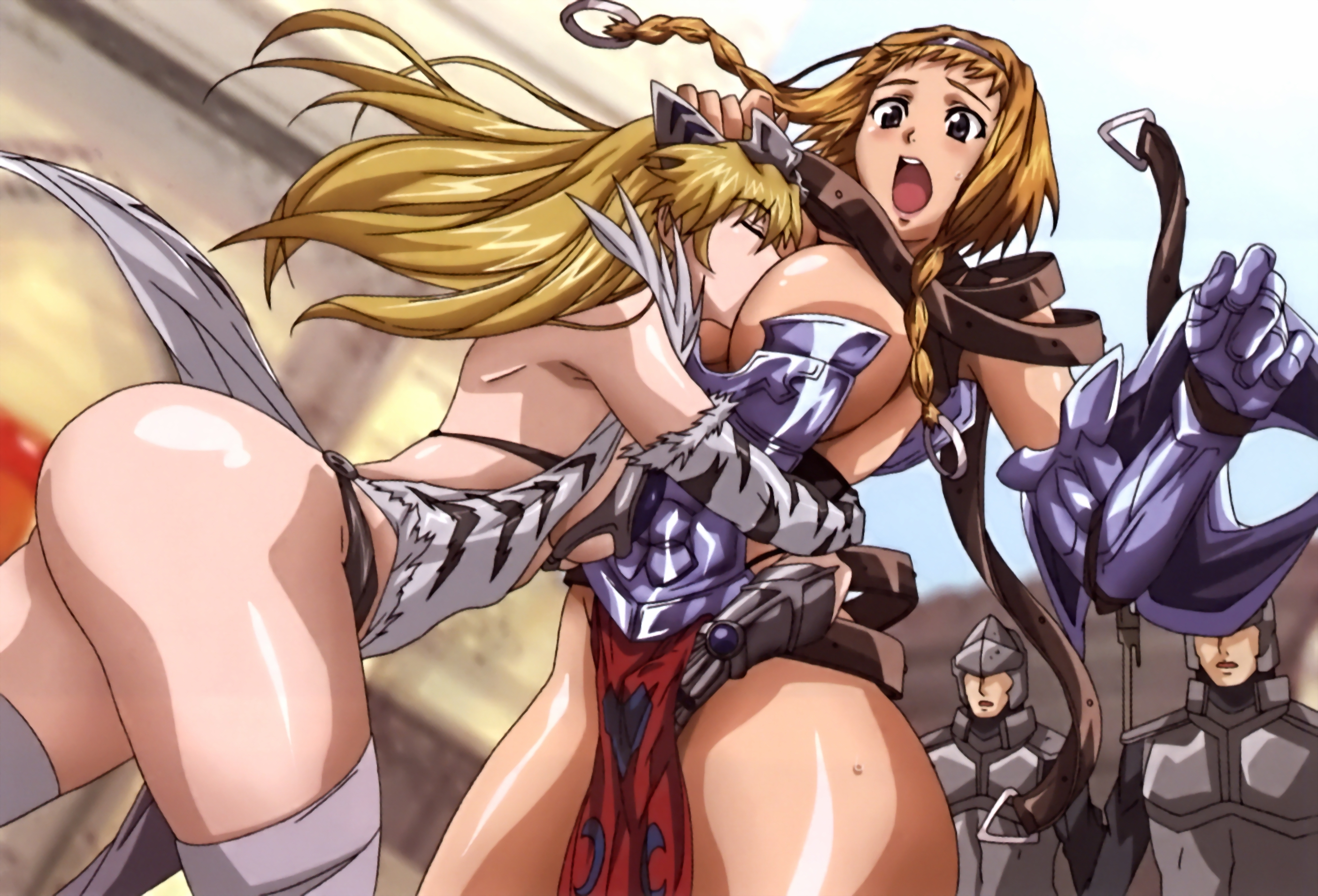 Queens blade hentai videos exploited video