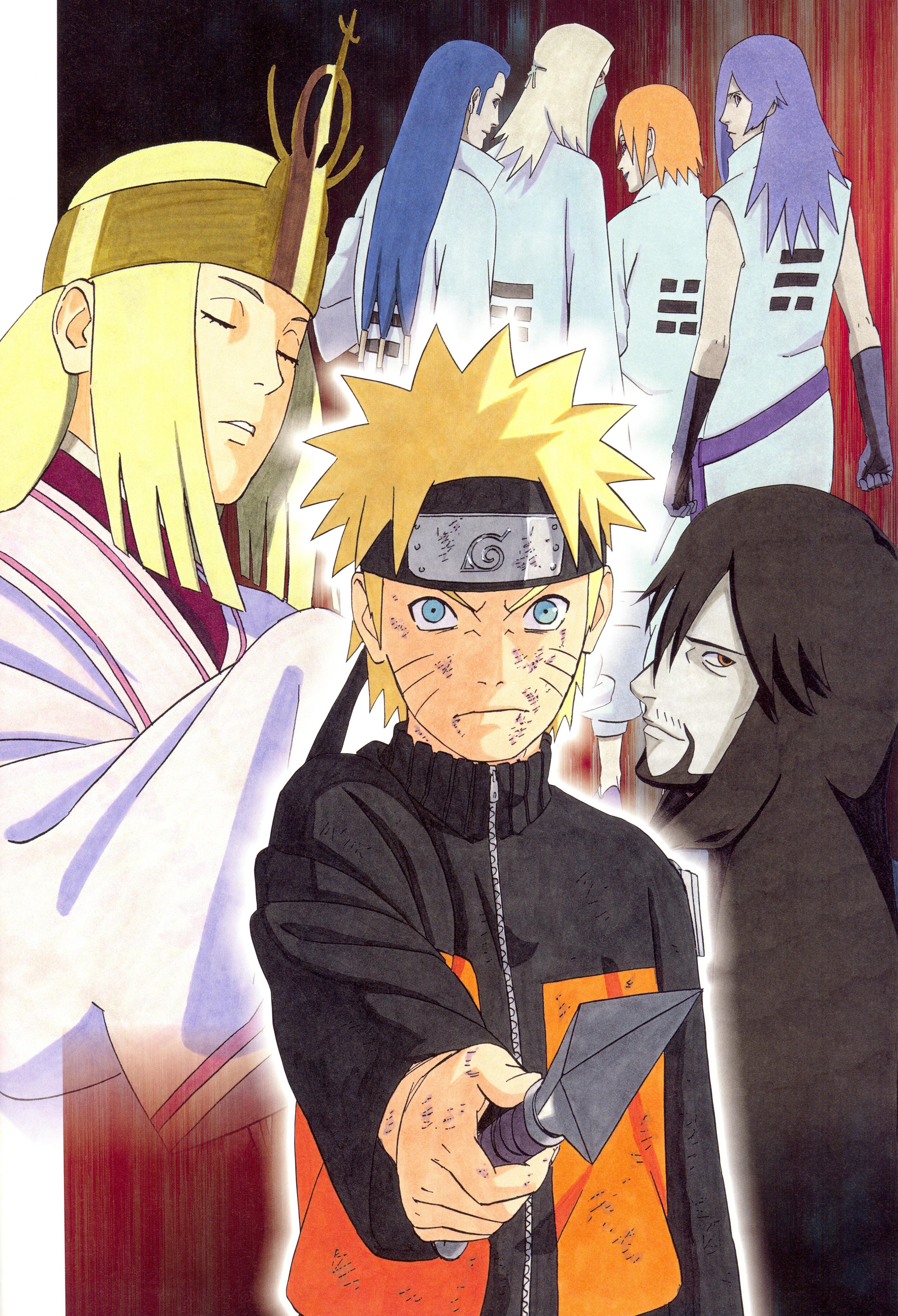Naruto sakura mini hentai - 2 1
