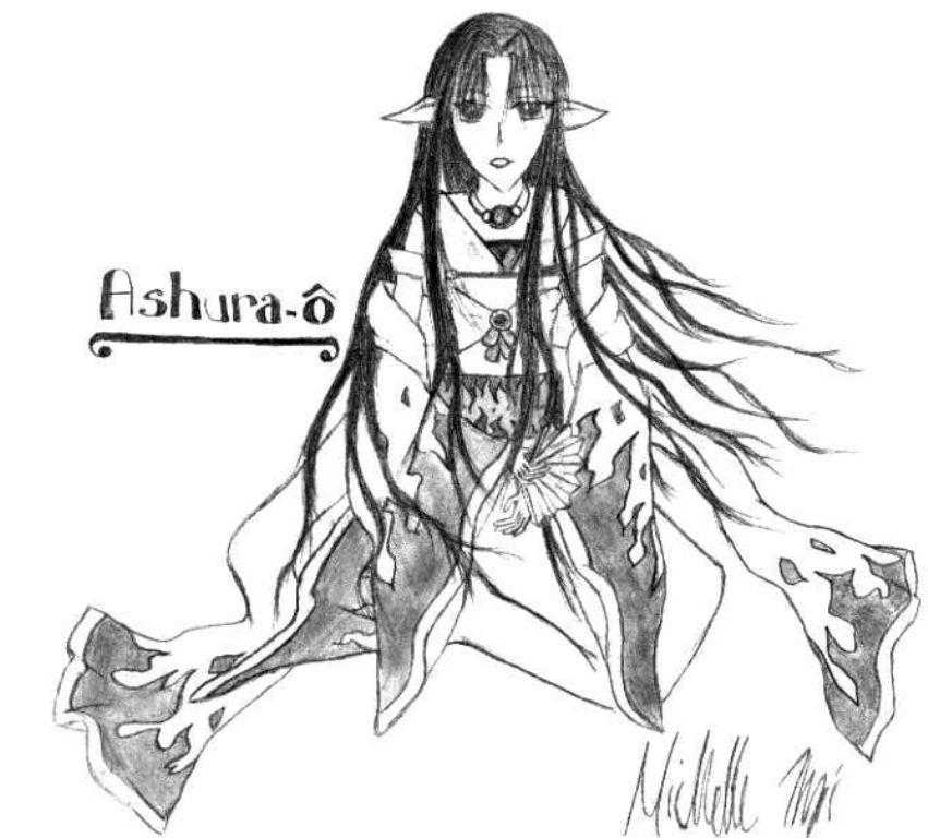 Tsubasa Reservoir Chronicle: Ashura-o