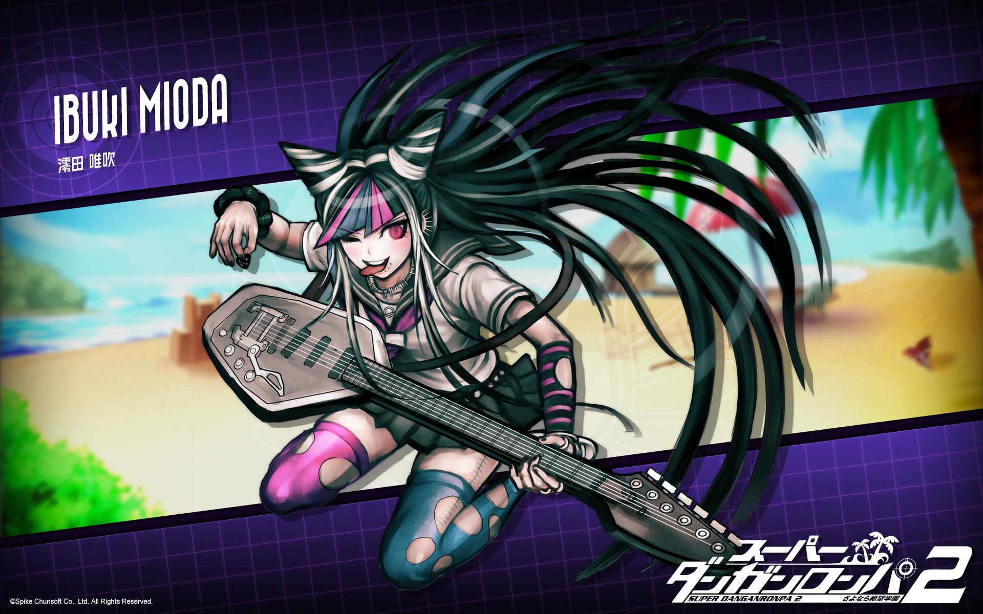 Super Dangan Ronpa 2 Wannabe Rock Star Minitokyo