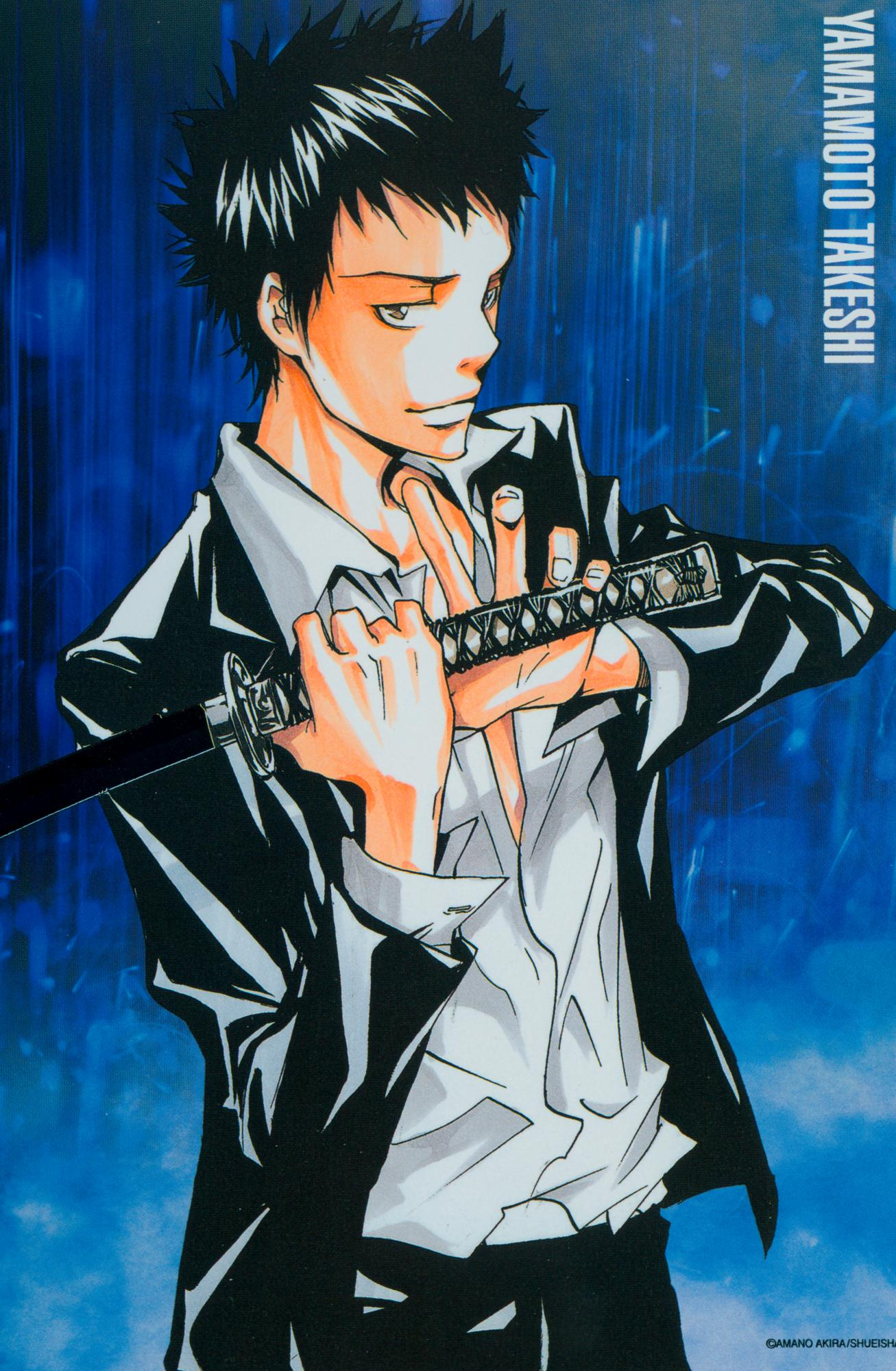 Katekyo Hitman Reborn!: KHR - Takeshi Yamamoto - Minitokyo