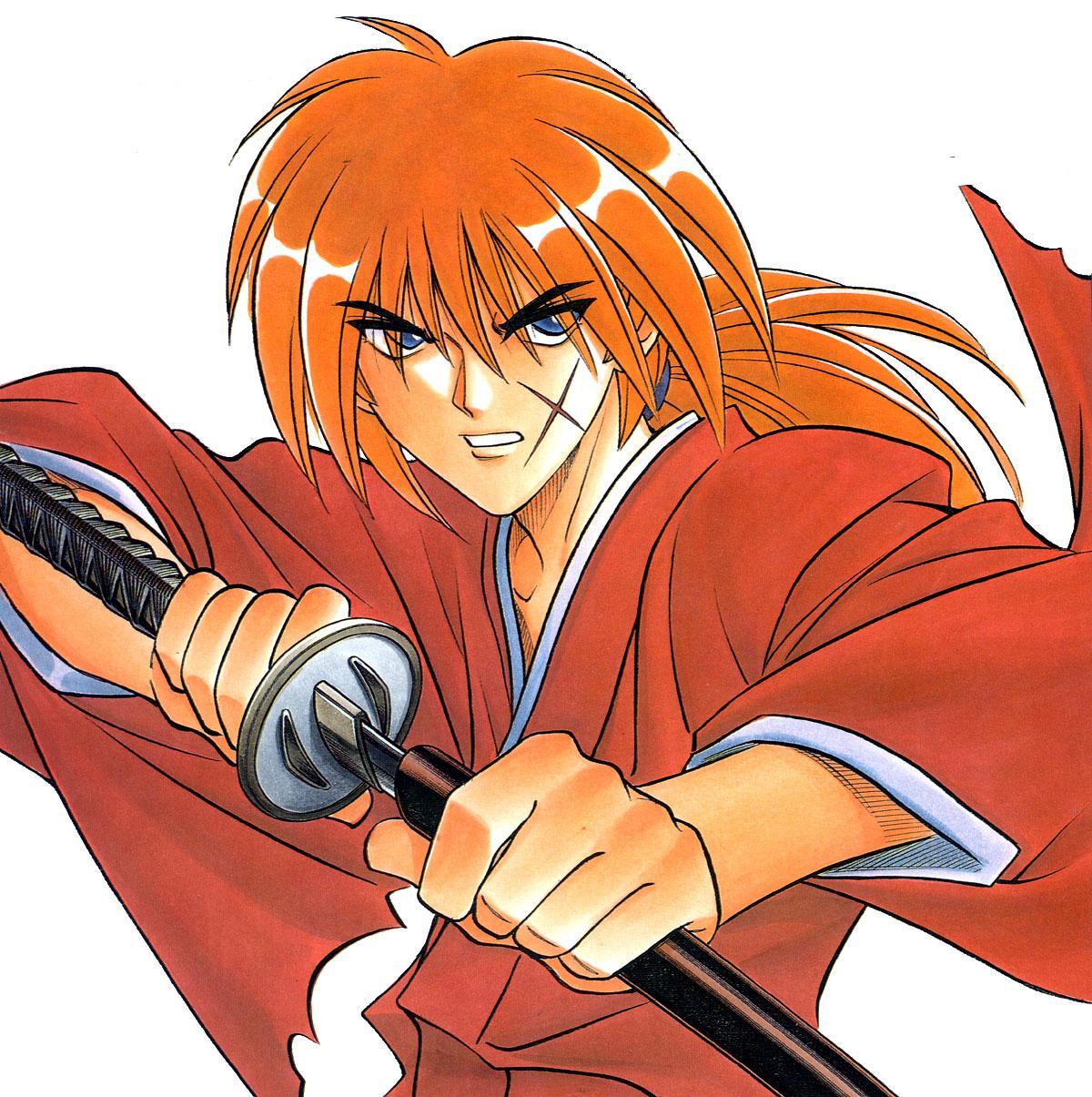 Rurouni Kenshin: Let's Get Ready To Rumble!