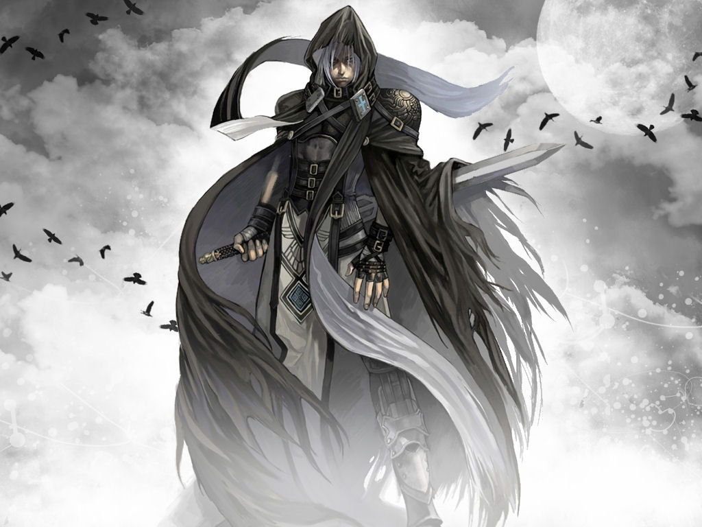 War of genesis iii wallpaper crow minitokyo - Anime war wallpaper ...