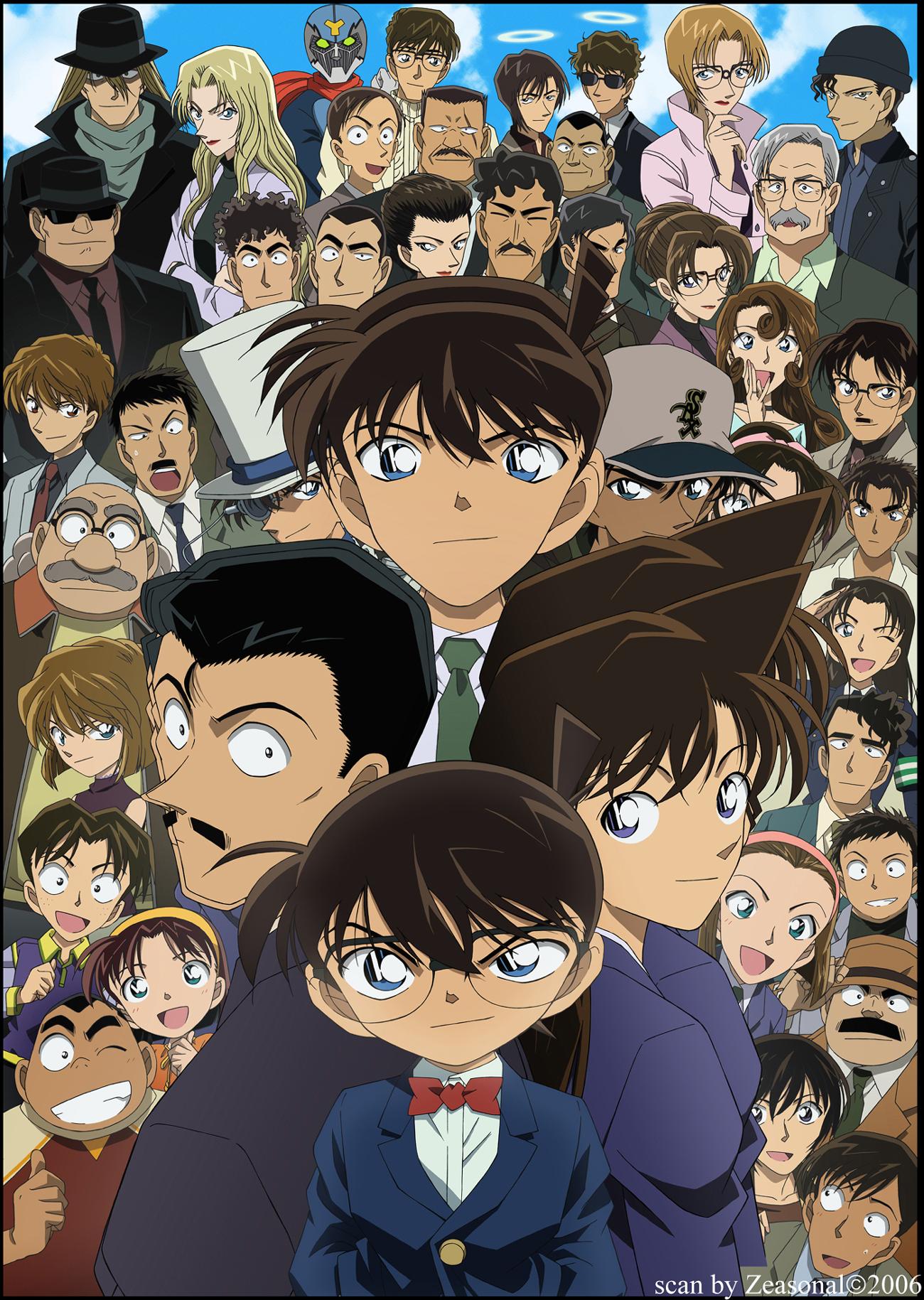 Detektiv Conan Serienstream