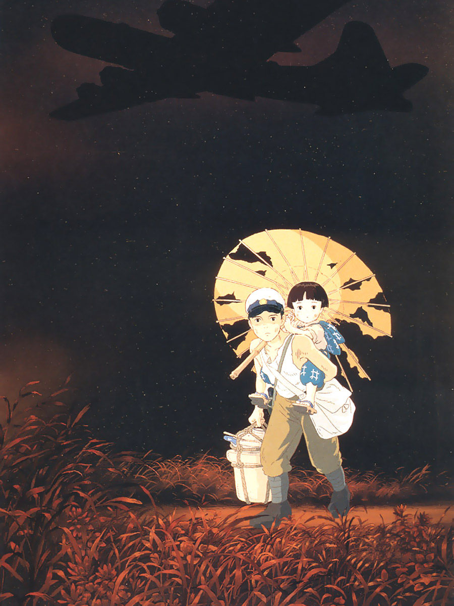 Grave Of The Fireflies Wallpaper And Scan Gallery Minitokyo