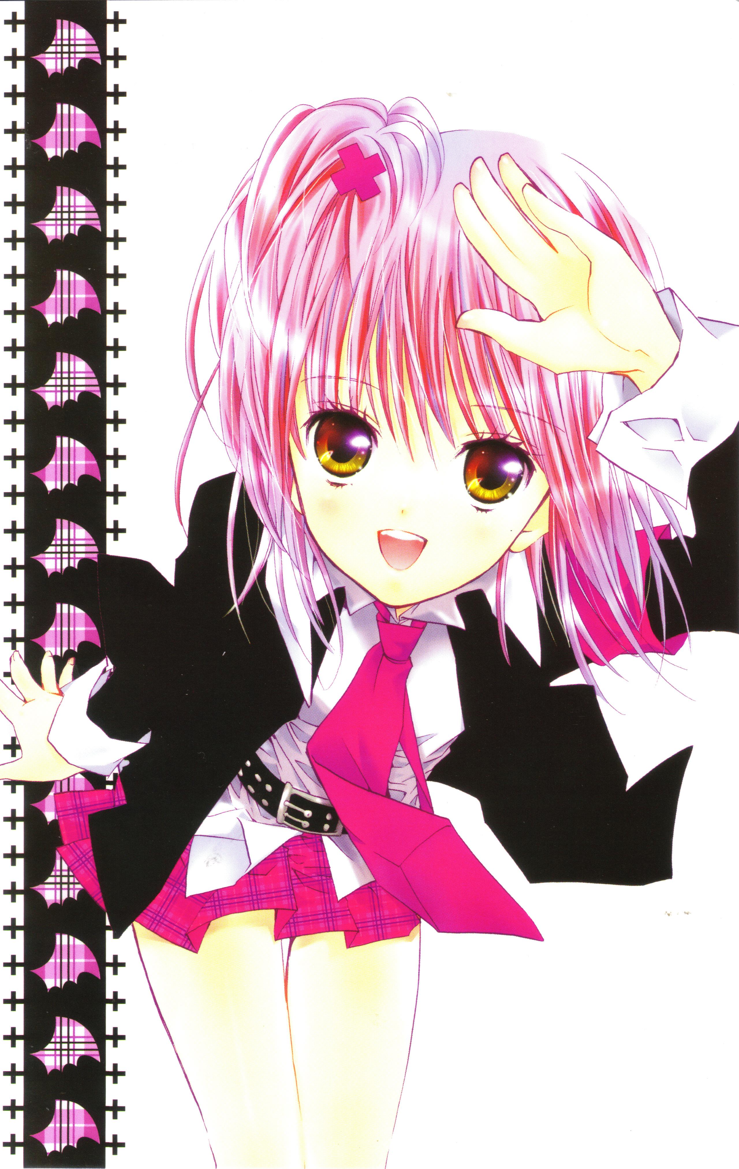 Hinamori Amu - Shugo Chara! - Image #320566 - Zerochan