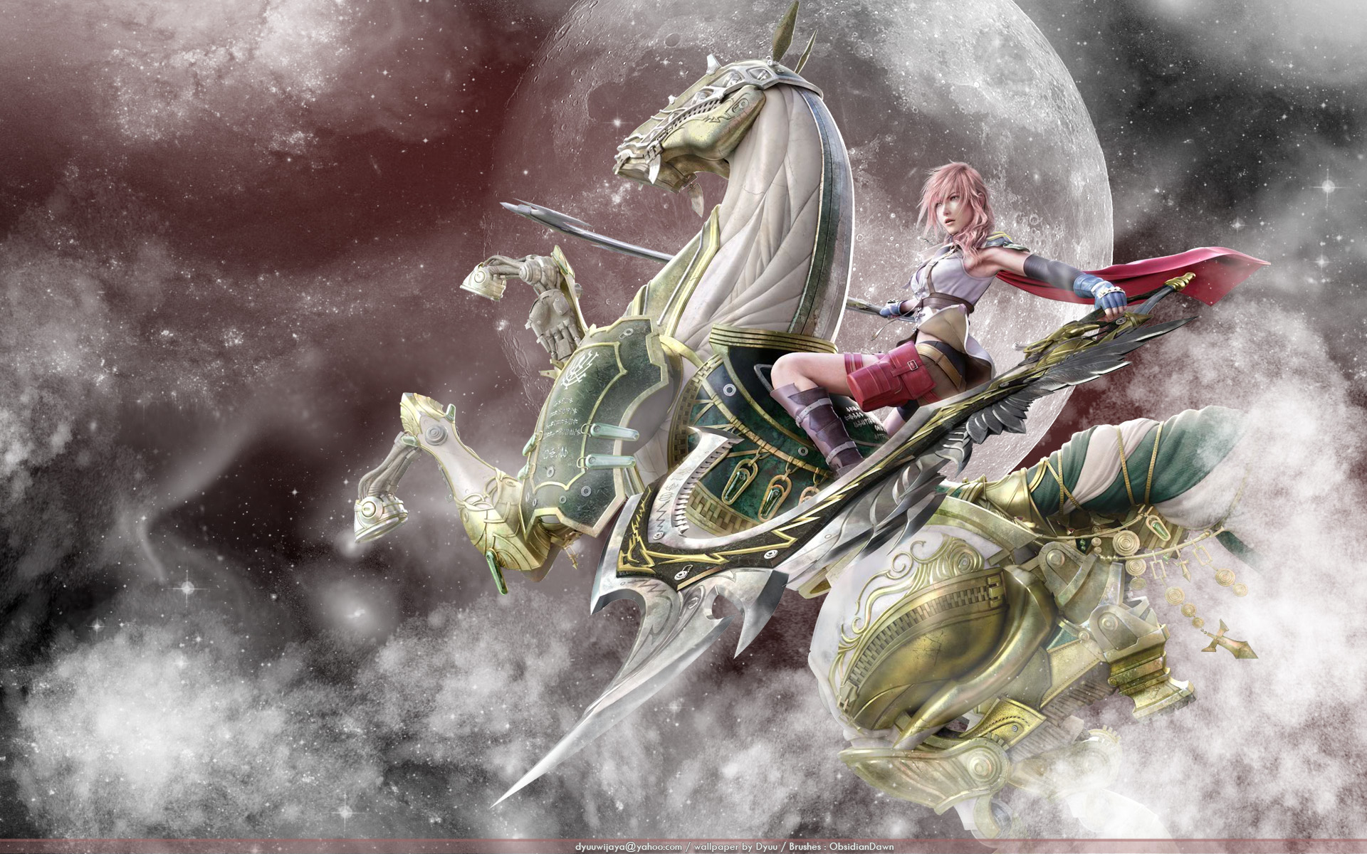 Banner Review: Radiant Lightning & Neverending Hope (Final Fantasy