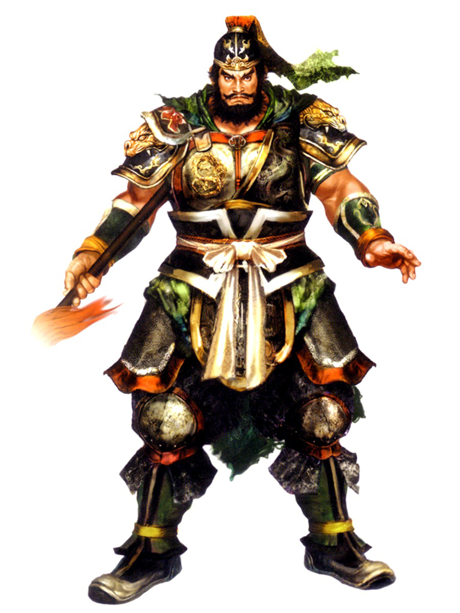 Dynasty Warriors: Zhang Fei - Minitokyo