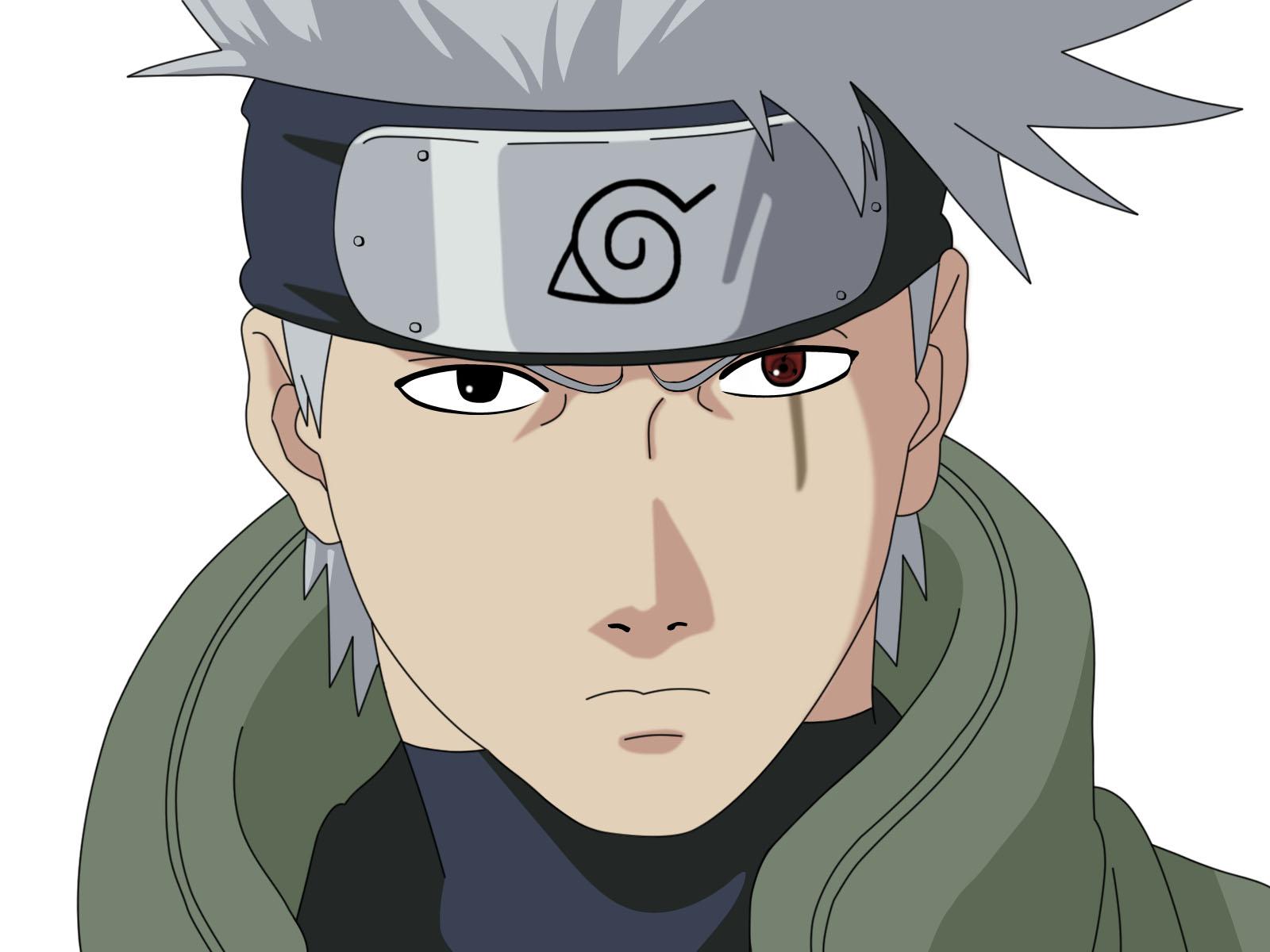 If Kakashi dies, will Kishi show his face?