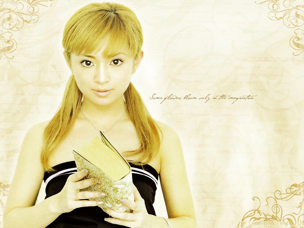 ayumi hamasaki wallpaper - photo #32