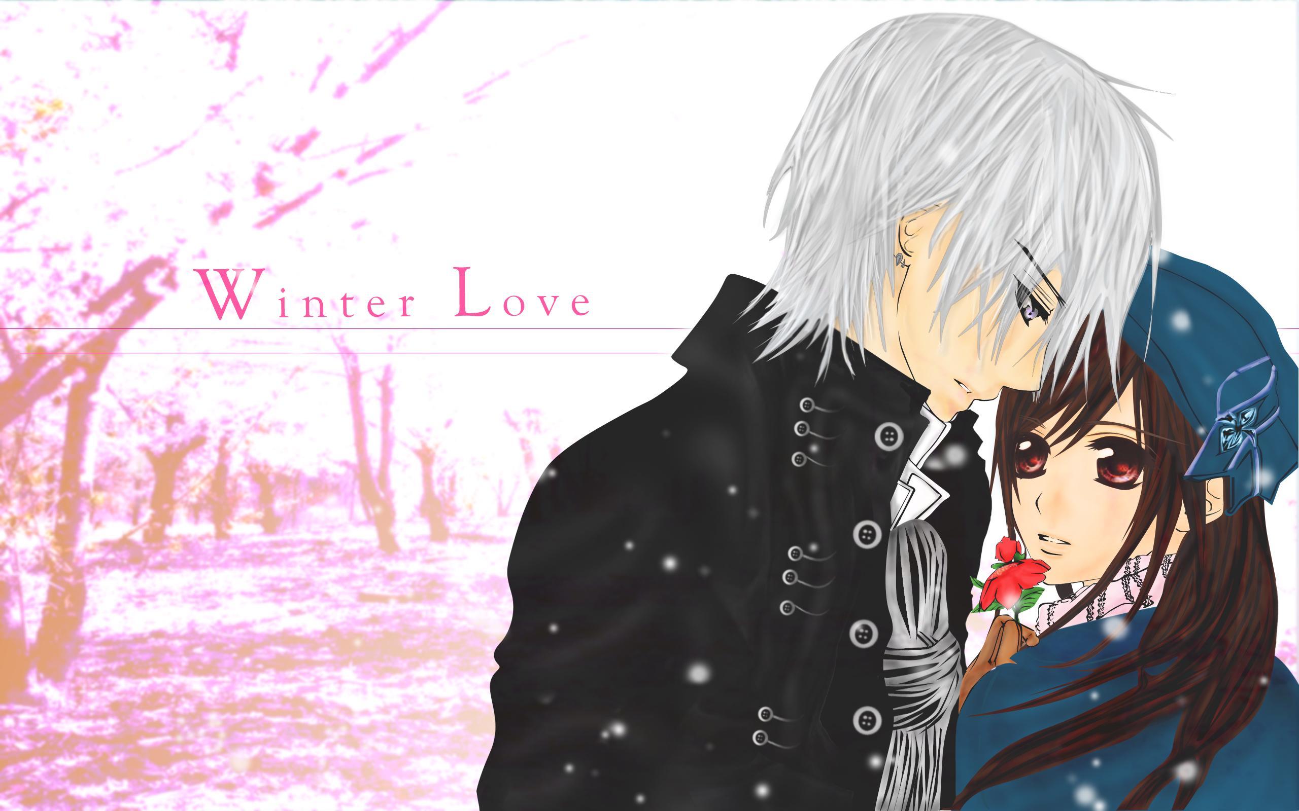 Vampire Knight Wallpaper: Beautiful Days - Minitokyo