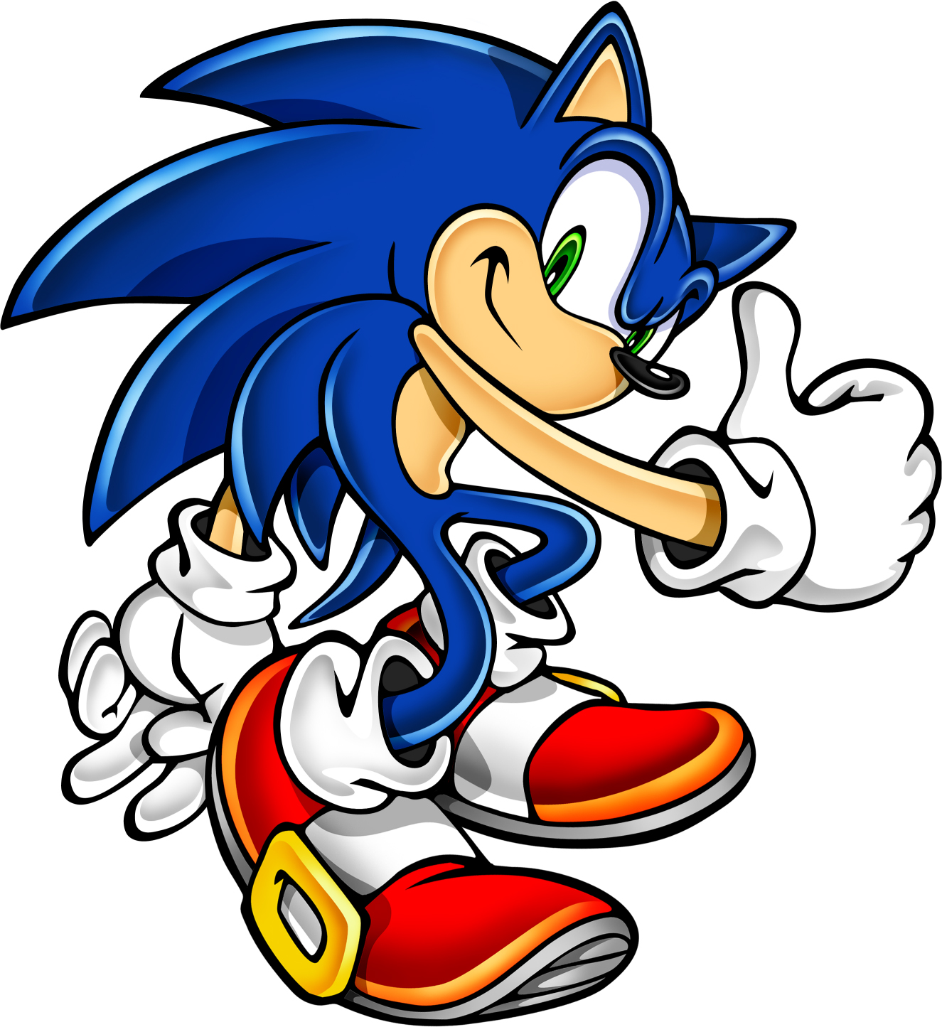 Sonic the hedgehog wall decals high resolution photographs