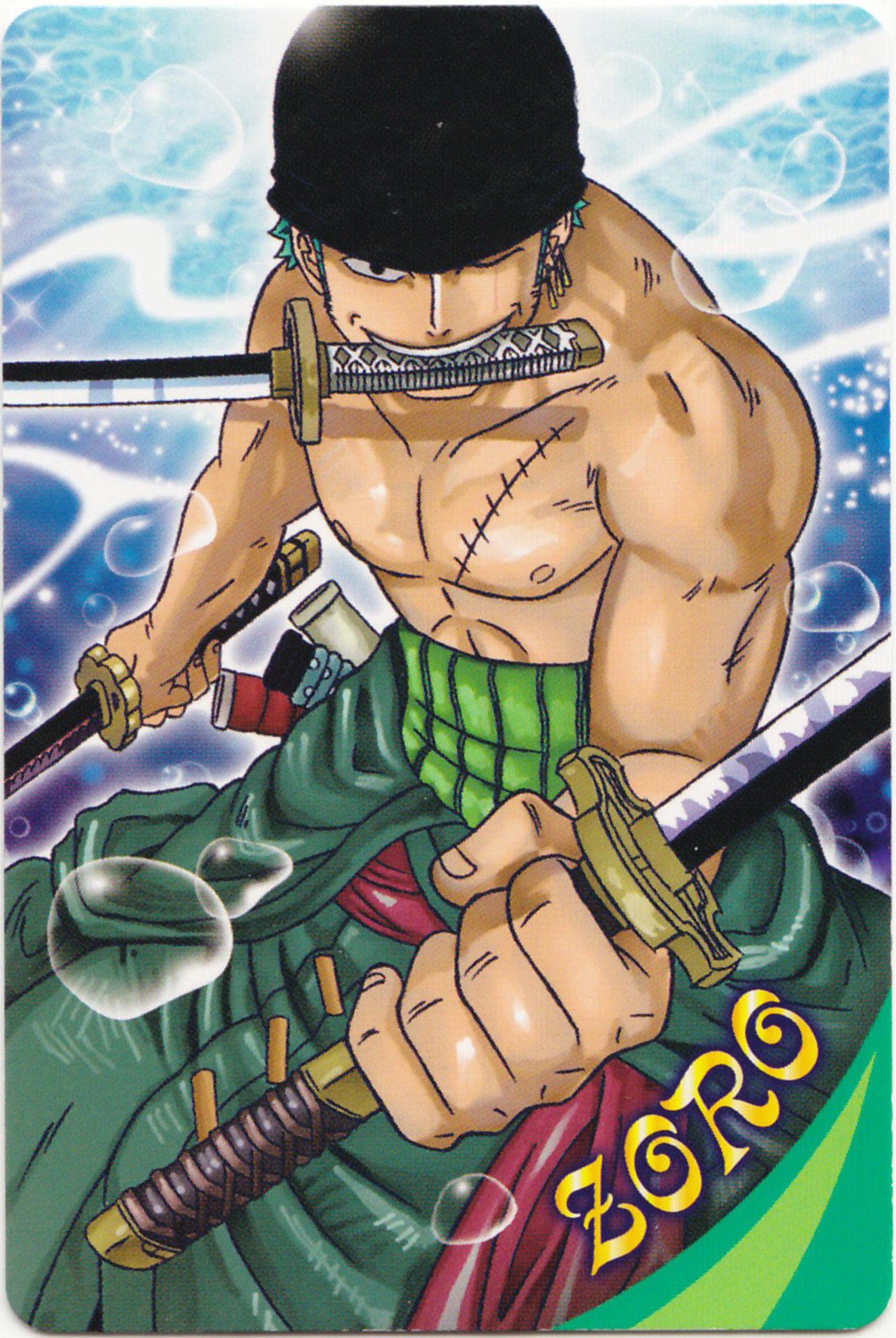 One Piece New World Zoro Minitokyo