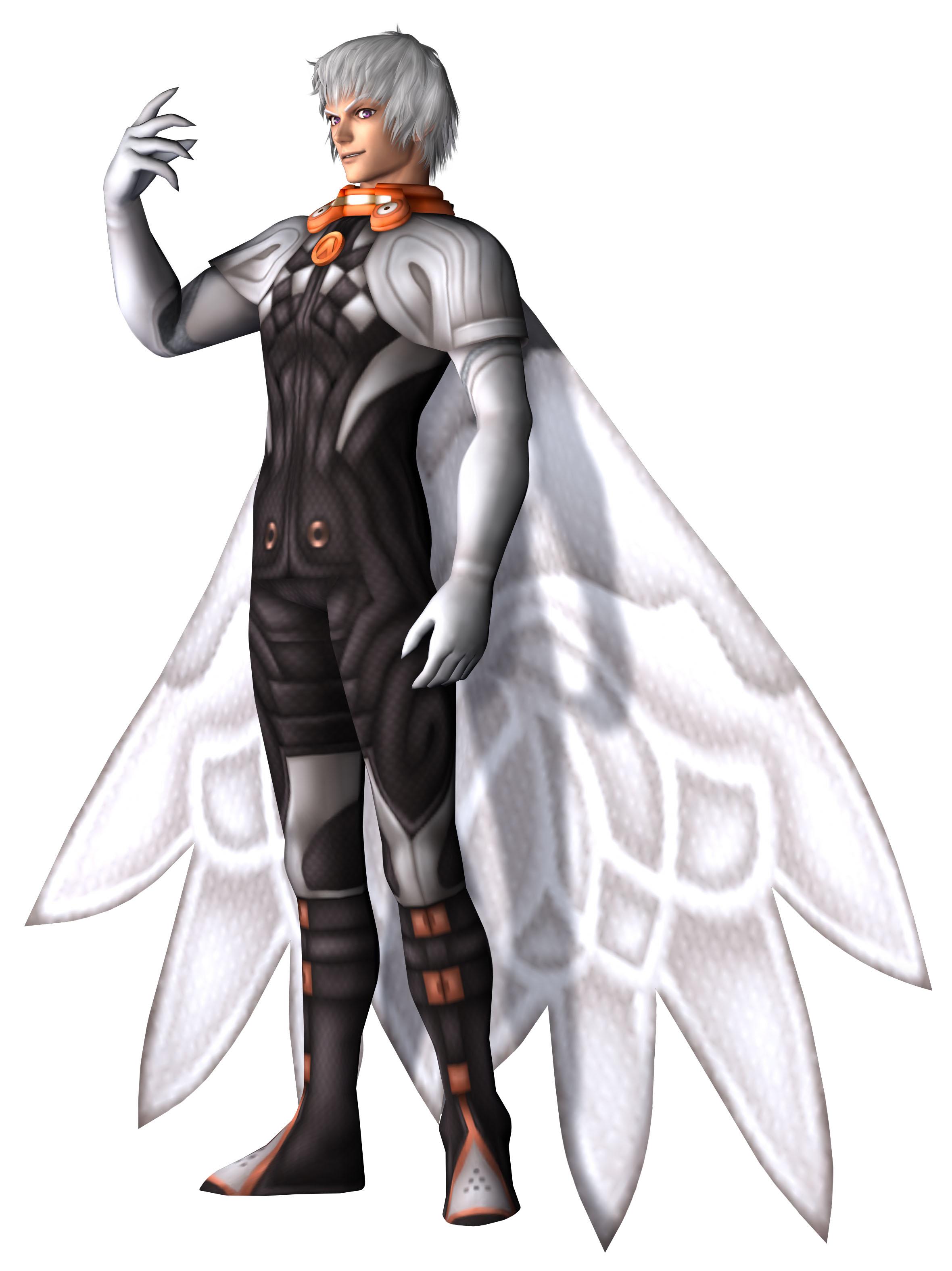xenosaga albedo minitokyo