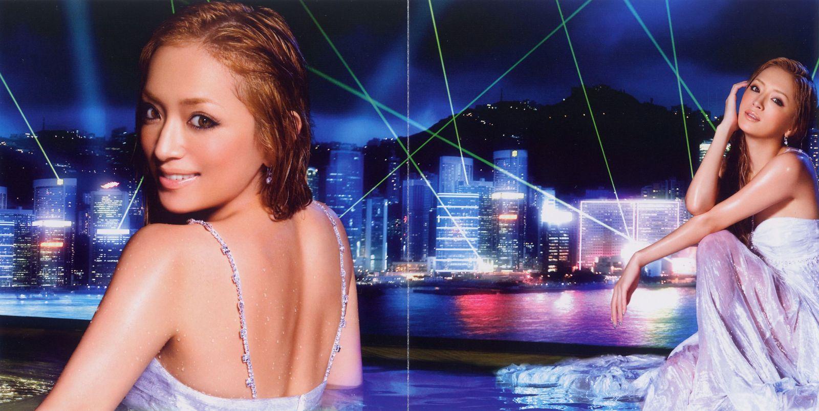Ayumi Hamasaki: Glitter/Fated ...