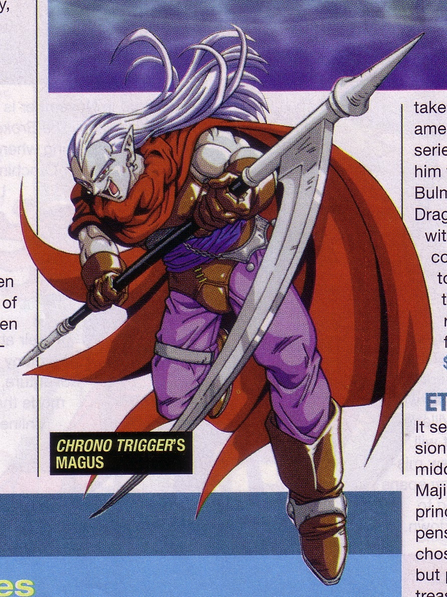 chrono trigger how to get magus