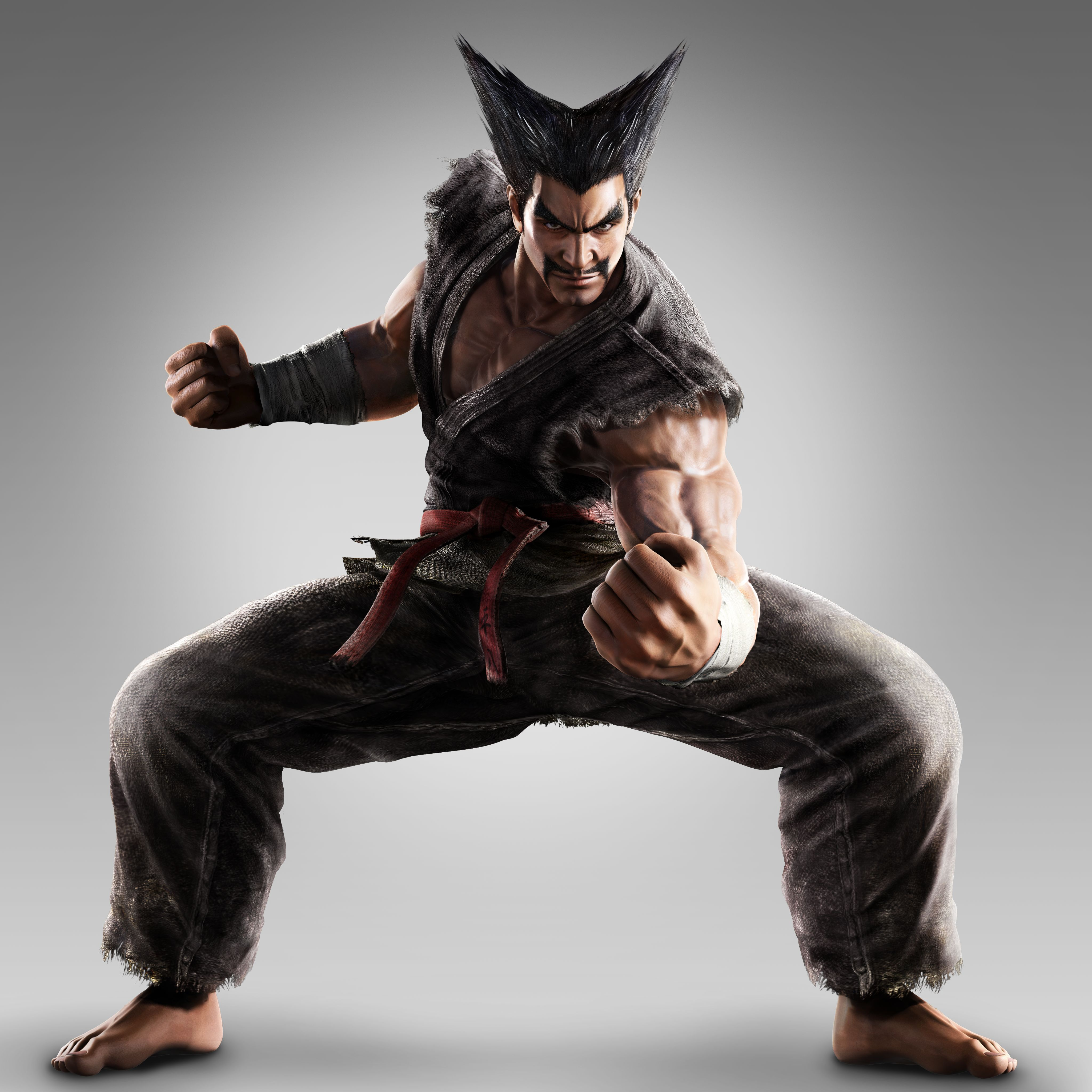 Heihachi Mishima Wallpaper And Scan Gallery Minitokyo