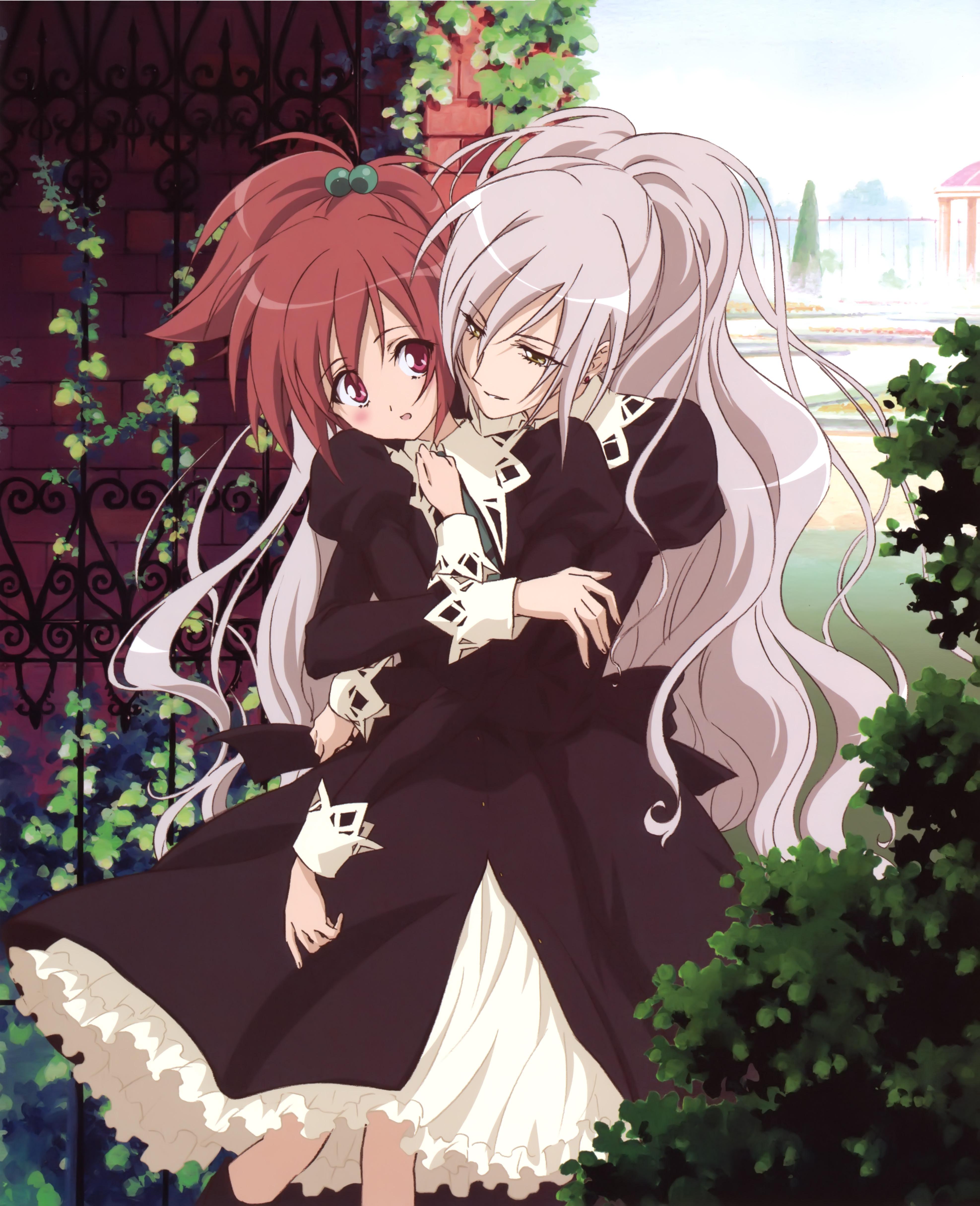 Strawberry Panic Nagisa And Shizuma 1 Minitokyo