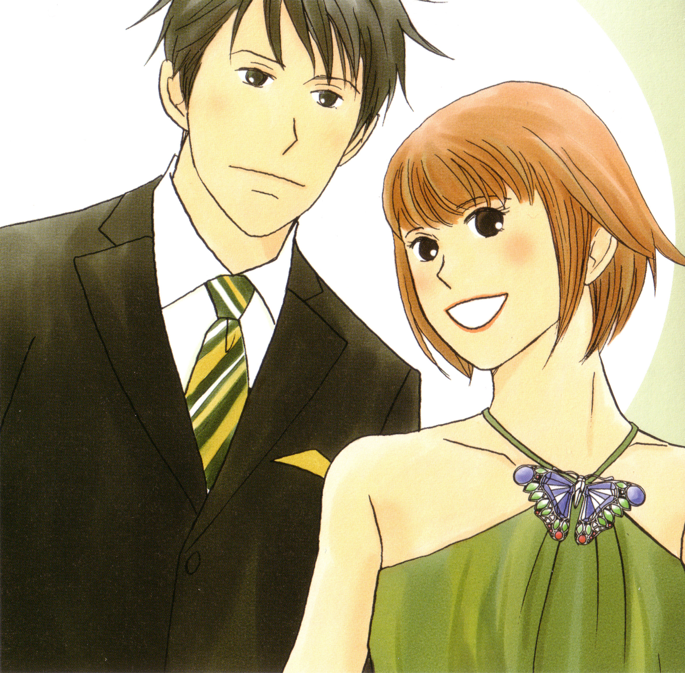 Nodame Cantabile Nodame Vol 13: Nodame Cantabile: Nodame Cantabile Selection CD Book Pg 16