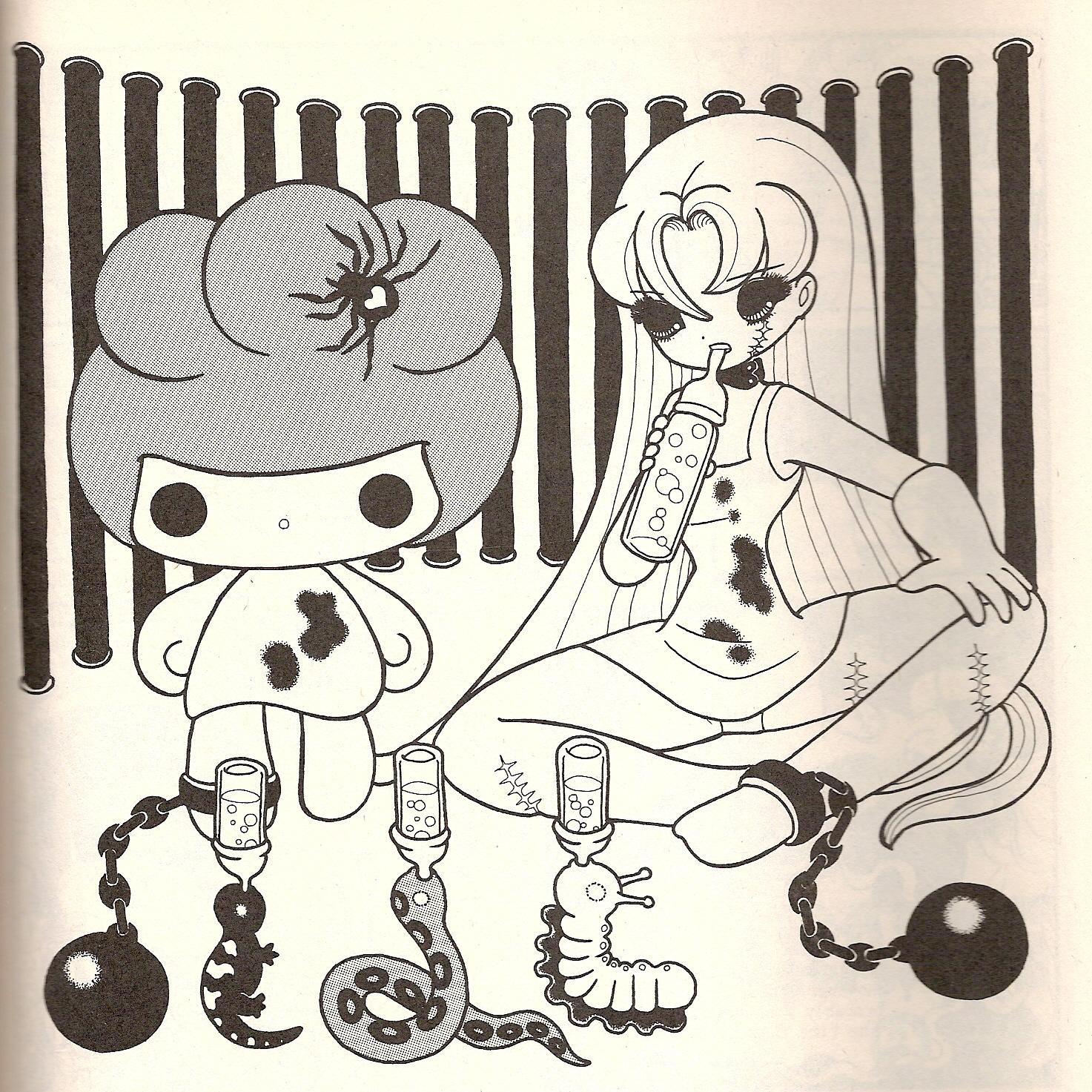 gedetailleerde afbeeldingen verkoop usa online discountwinkel Junko Mizuno: Every Fetish is Weird - Minitokyo