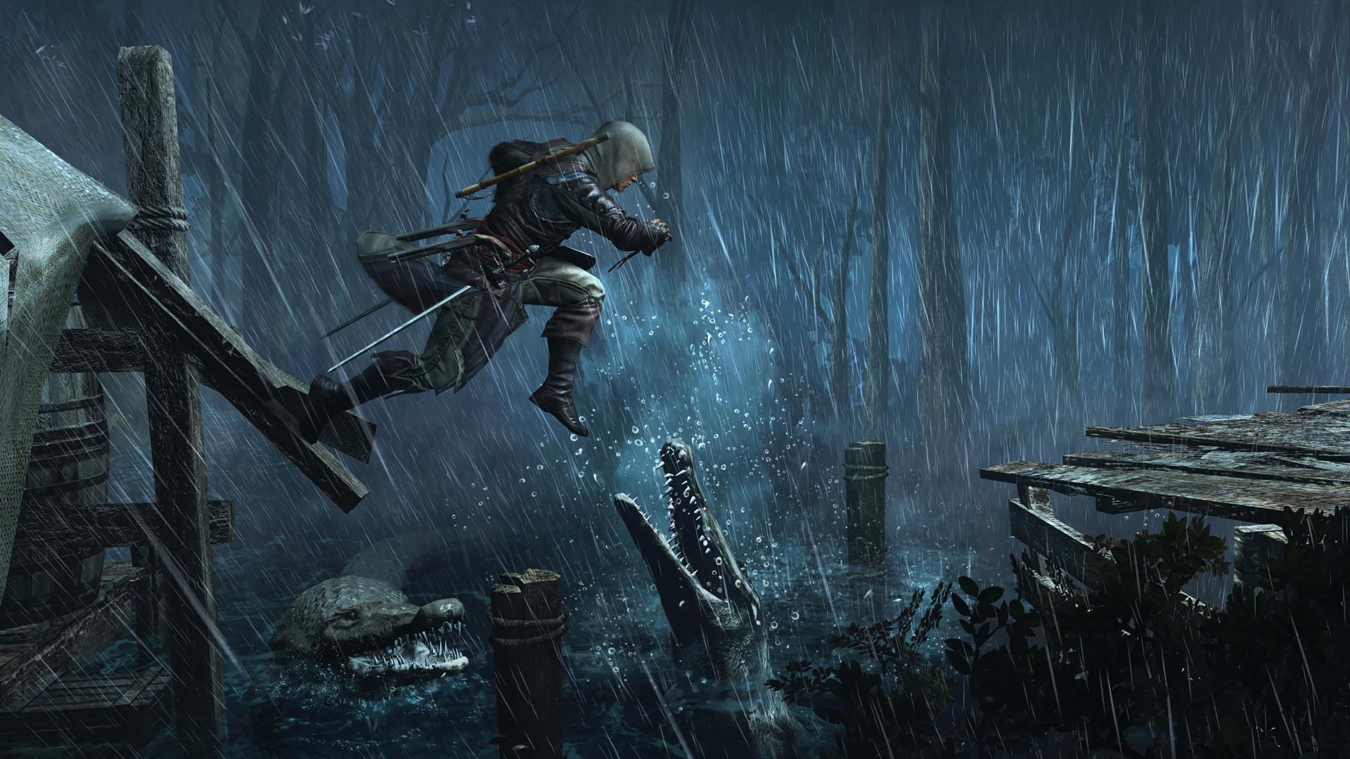 Assassin S Creed Iv Risky Jump Minitokyo