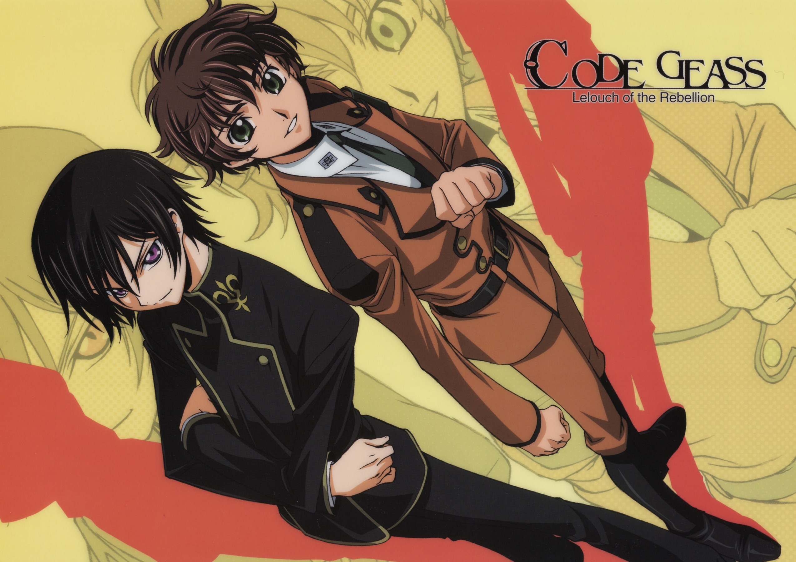 lelouch and suzaku relationship problems