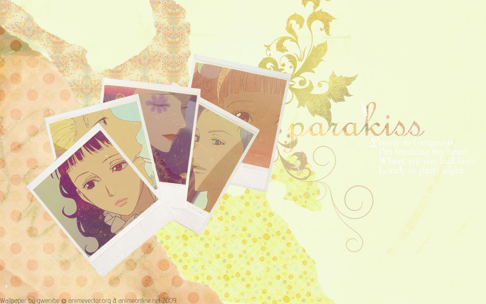 Paradise Kiss Wallpaper Parakiss Minitokyo