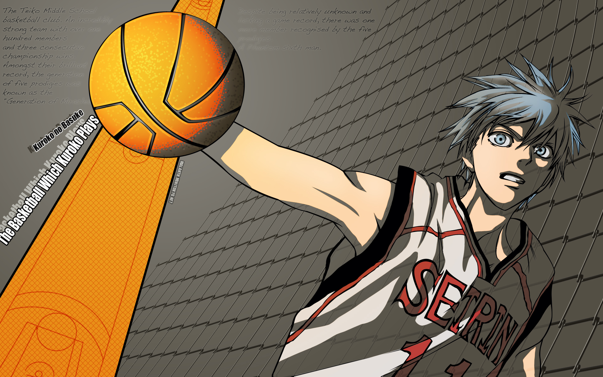 Kuroko no basket wallpaper and scan gallery minitokyo voltagebd Choice Image