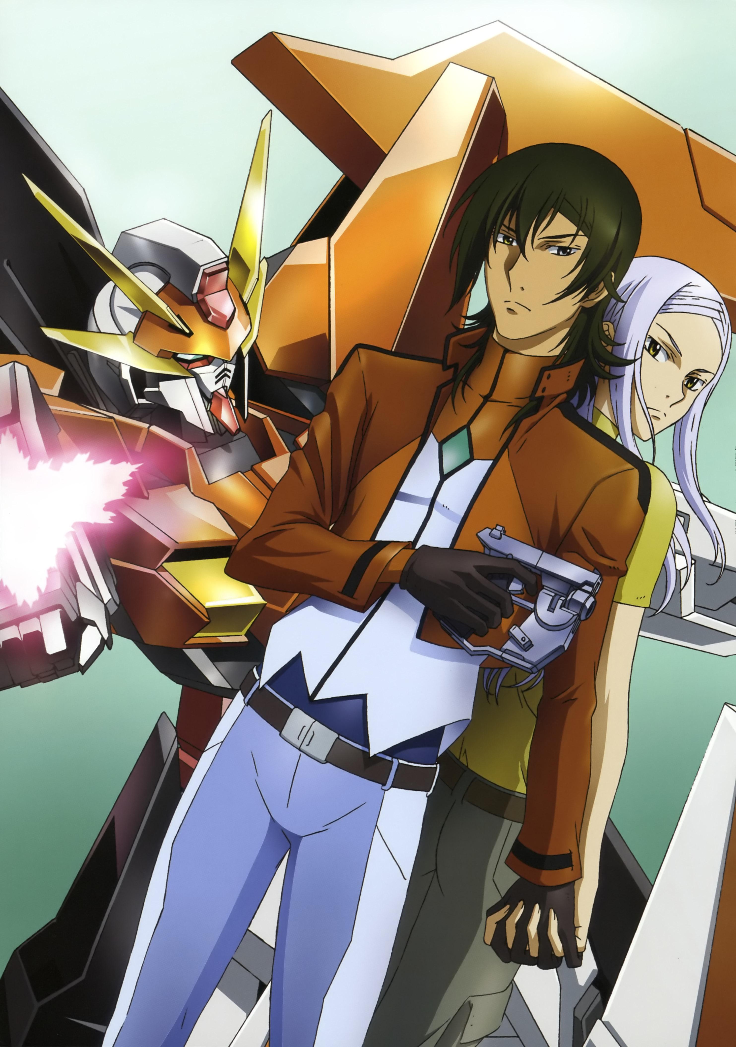 Gundam 00 Allelujah