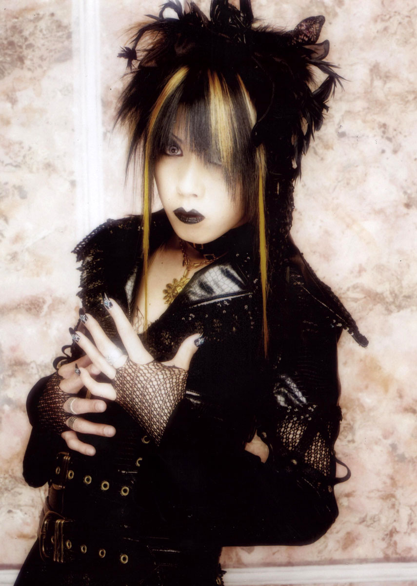 kisaki  j-pop idol   phantasmagoria - kisaki